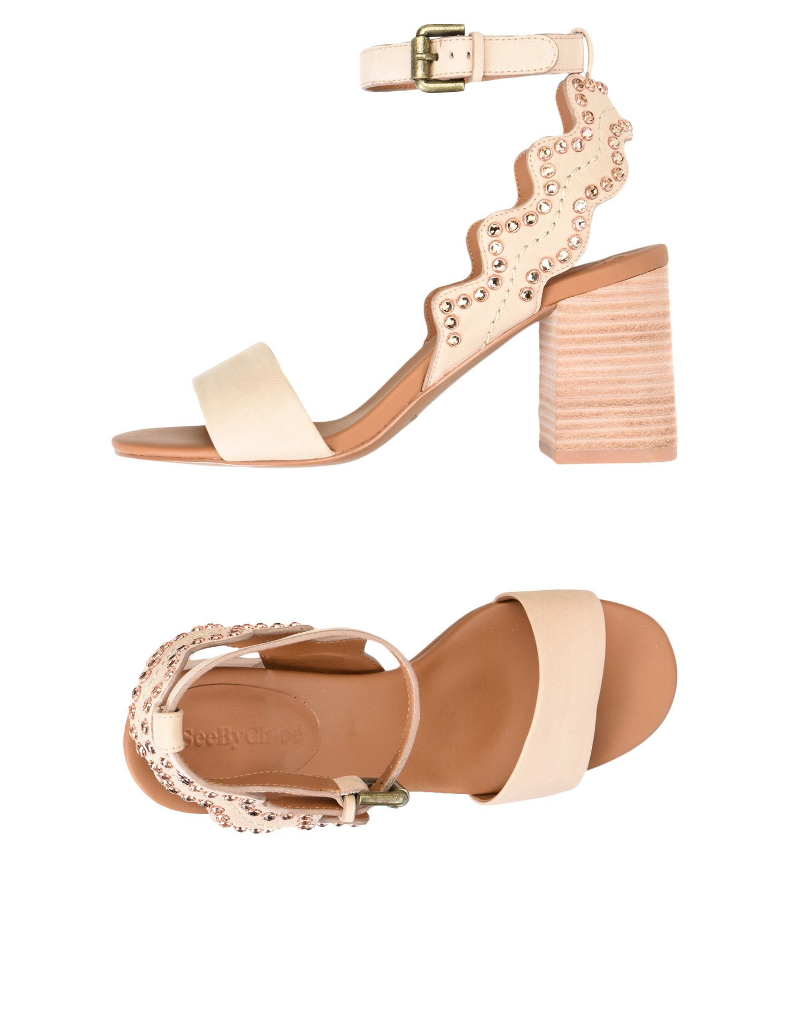 See By Chloé Sandals Women - Women Sandals See By Chloé Sandals online on  United Kingdom - 11380340IB 4ed686