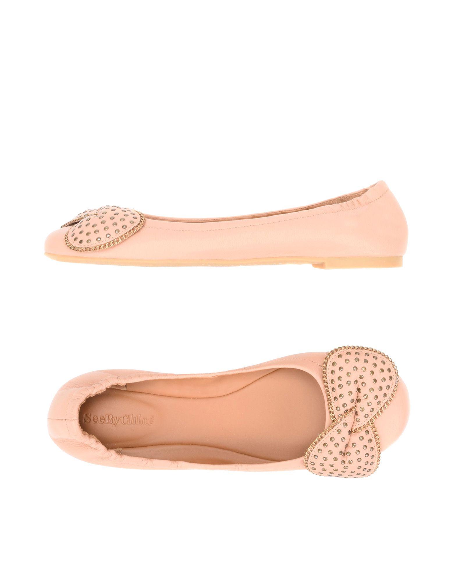 See By Chloé Schuhe Ballerinas Damen  11380348MD Neue Schuhe Chloé da0f46