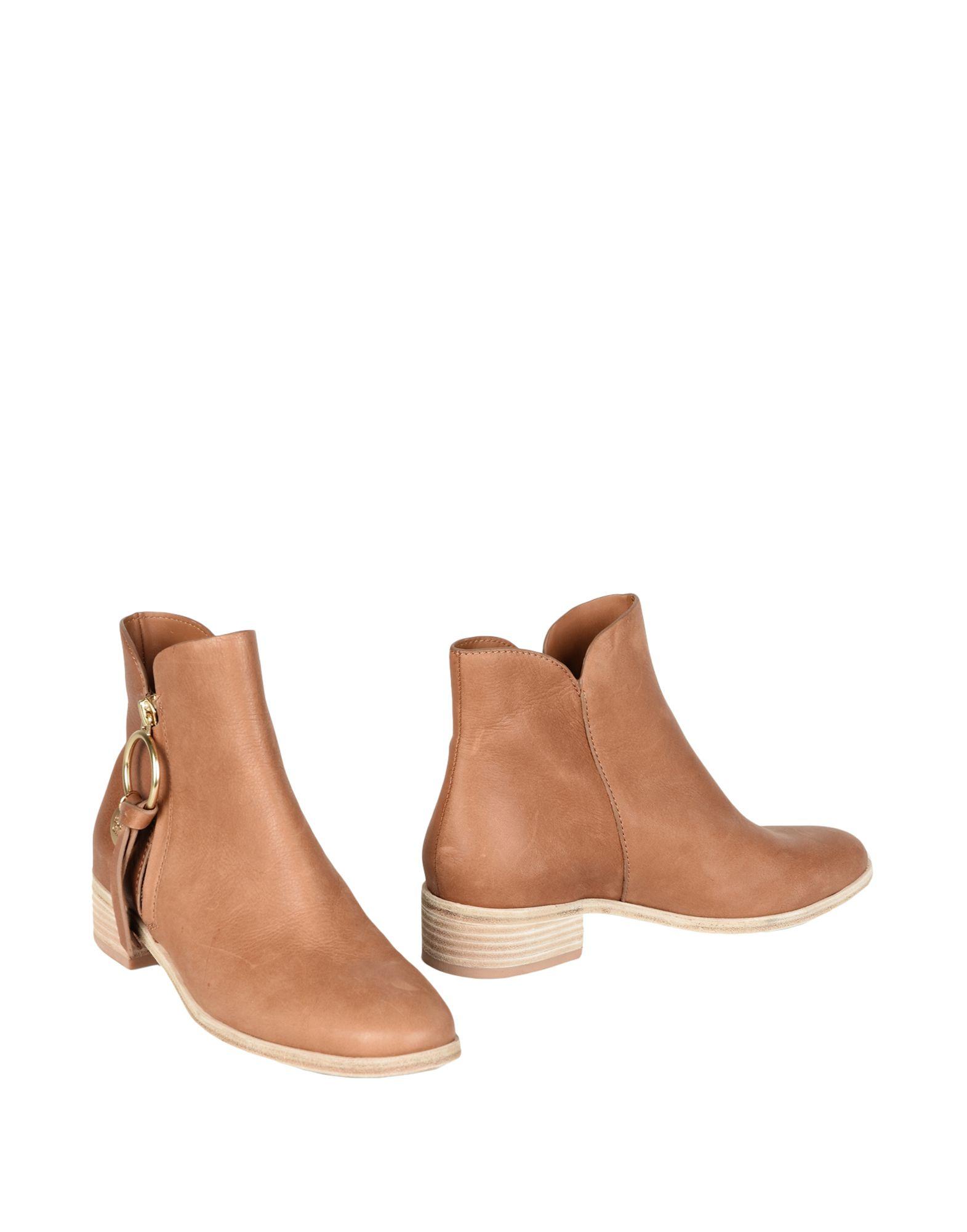 See By Chloé Stiefelette Damen Damen Damen  11380460SE Neue Schuhe 8995c1