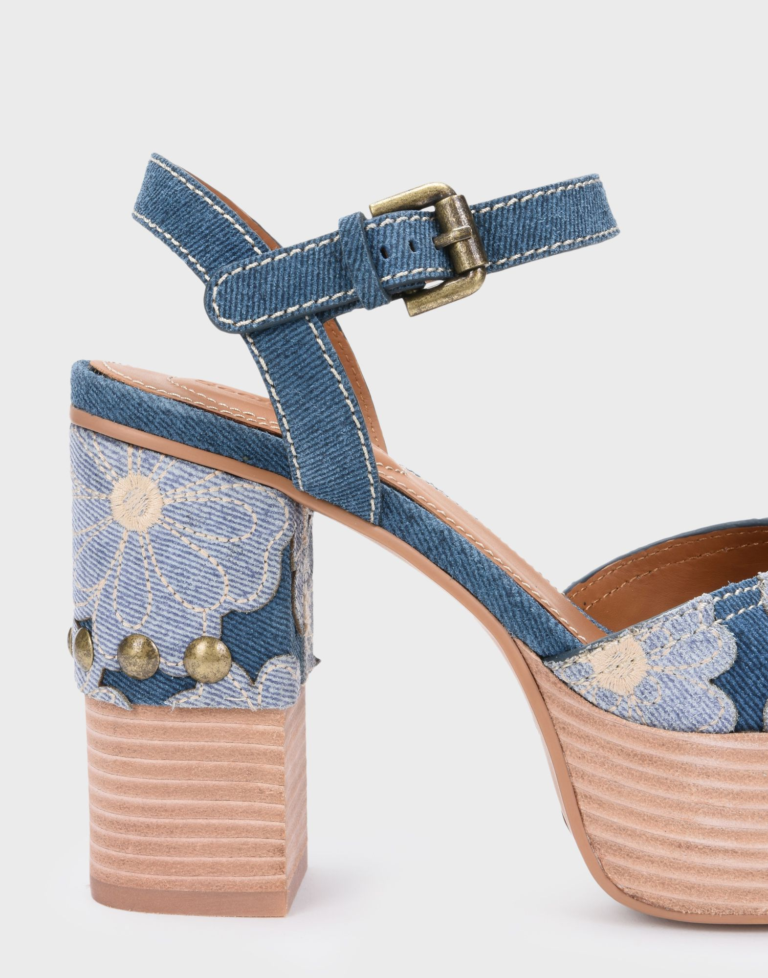 Stilvolle billige Schuhe See By Chloé Sandalen Damen  11380466PU
