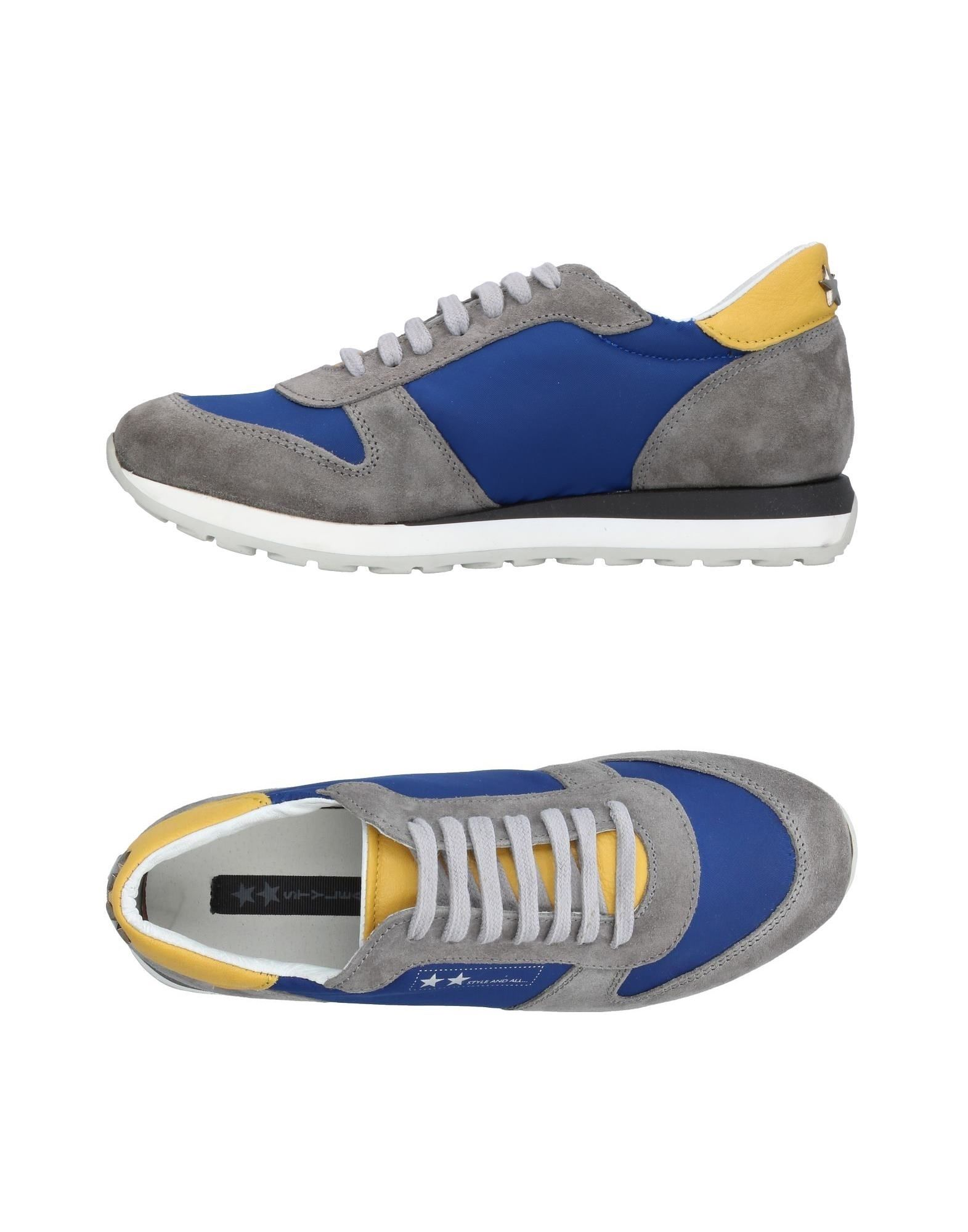 Sneakers Style And All... Uomo - 11380484JE
