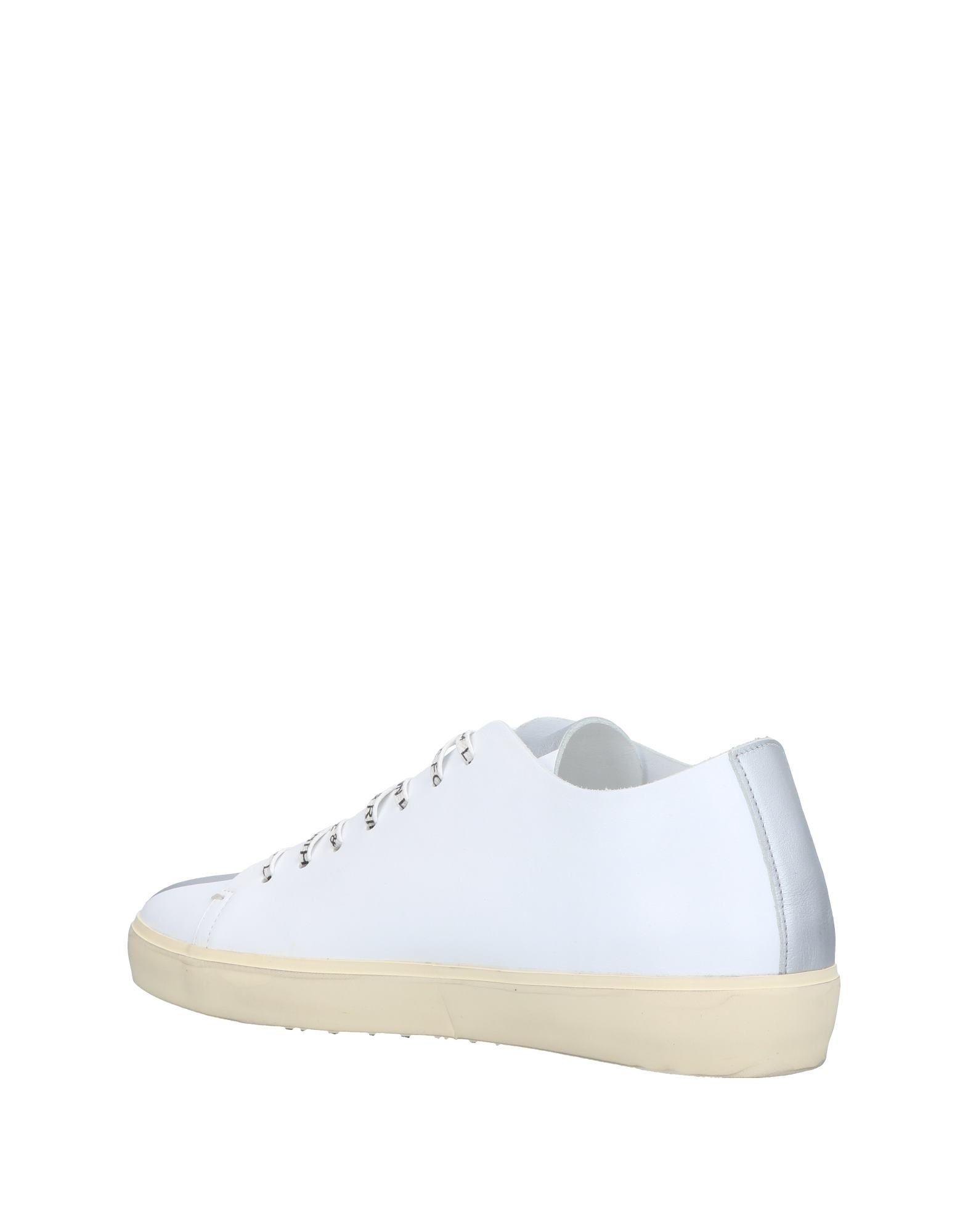 Leather Crown Sneakers Sneakers Crown Herren  11380503RA fa8082
