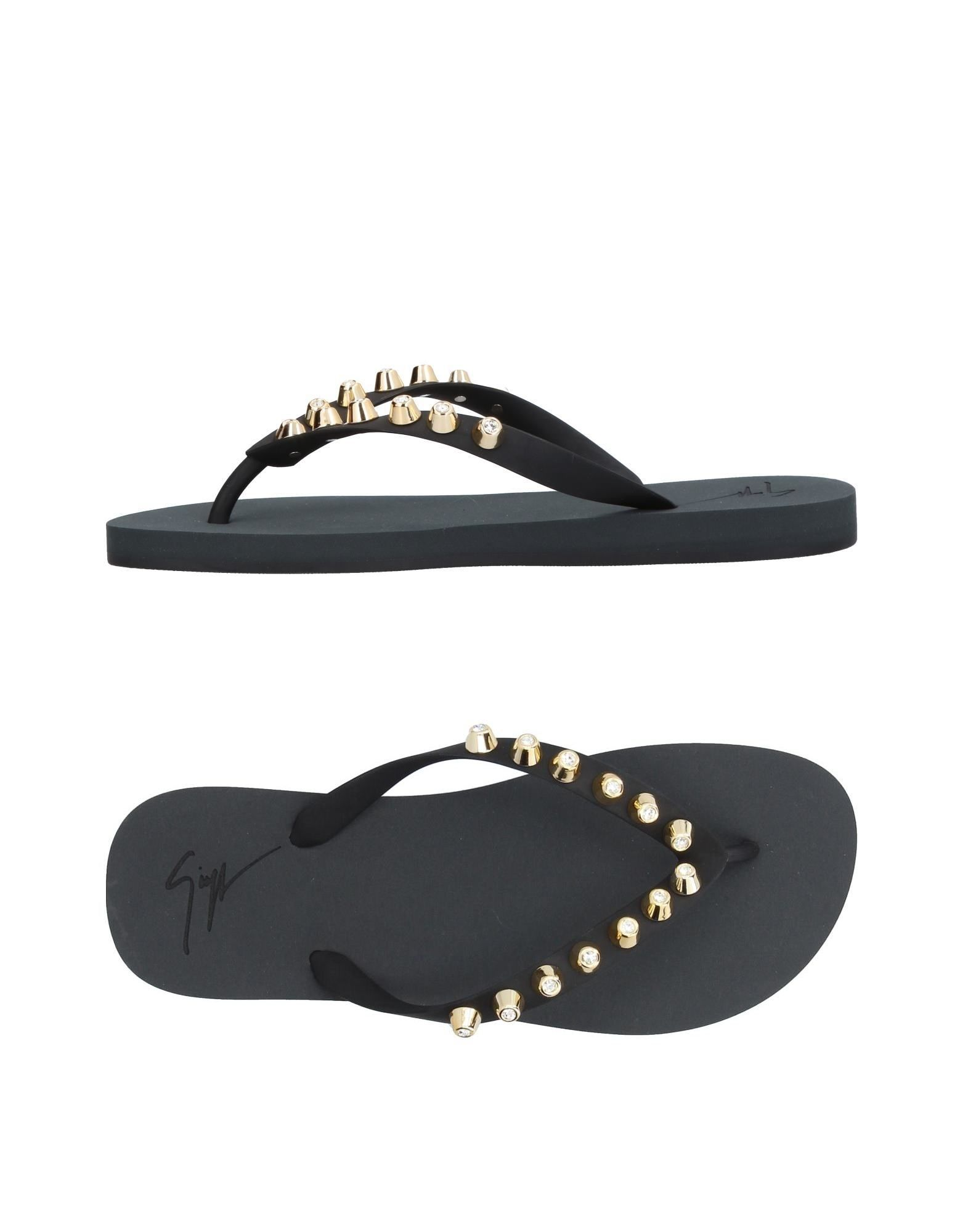 Giuseppe Zanotti Dianetten Herren  11380520UU Gute Qualität beliebte Schuhe