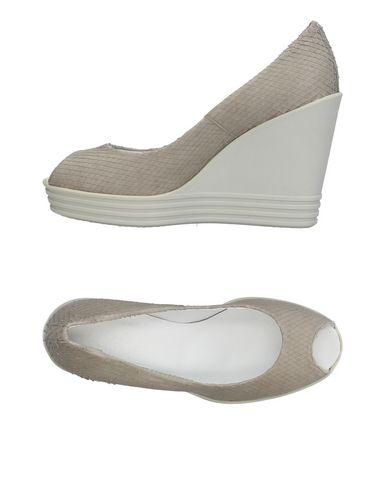Cómodo y bien parecido Zapato De - Salón Hogan Rebel Mujer - De Salones Hogan Rebel - 11380648KH Gris ac7a44