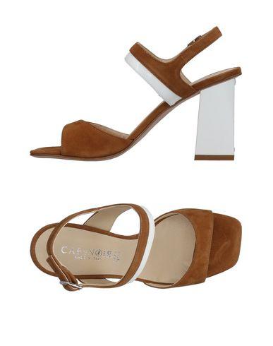Los últimos zapatos de descuento para hombres y mujeres Sandalia Cafènoir Mujer - Sandalias Cafènoir   - 11380691VM Caqui