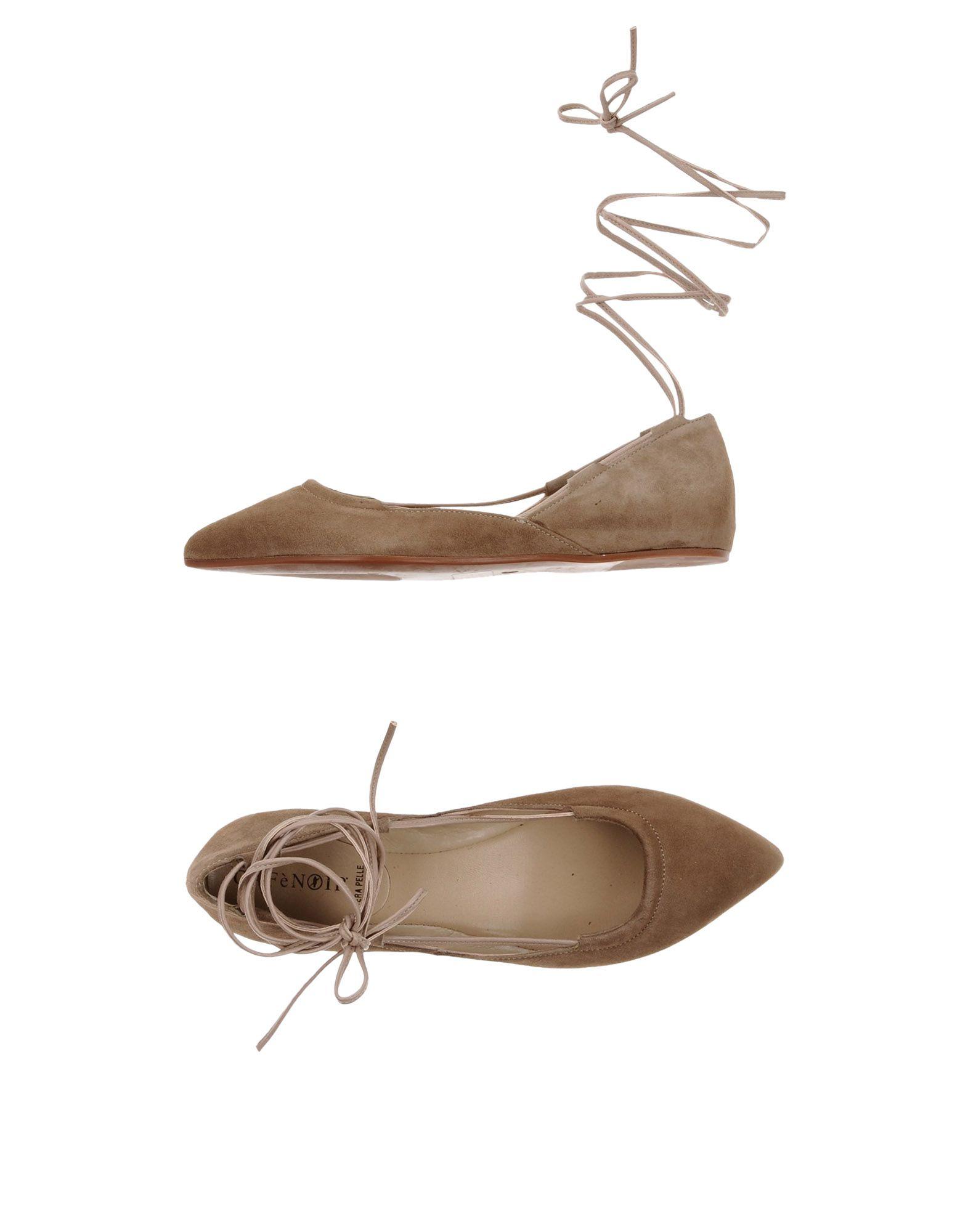 Scarpe economiche e resistenti Ballerine Cafènoir Donna - 11380697HN