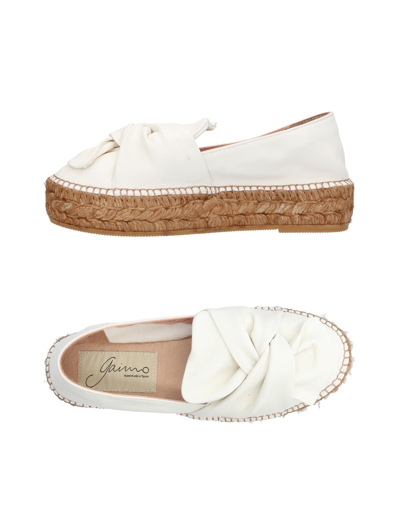 Gaimo Espadrilles Damen  11380711MI Gute Qualität beliebte Schuhe