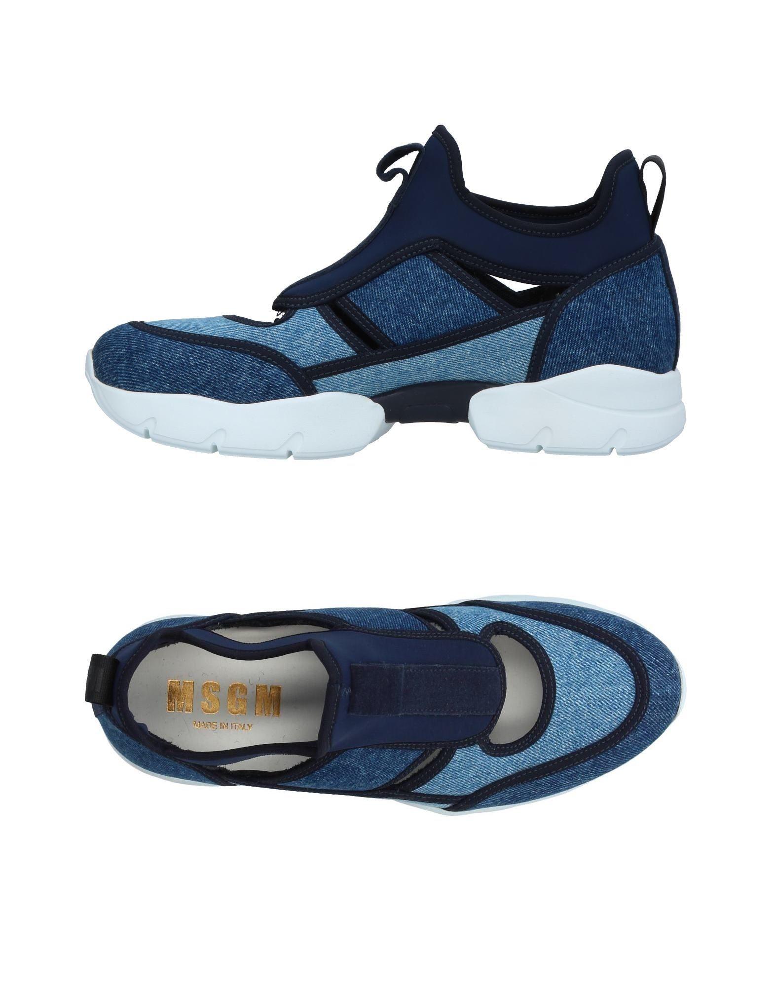 Stilvolle billige Schuhe Msgm Sneakers Damen  11380726EK