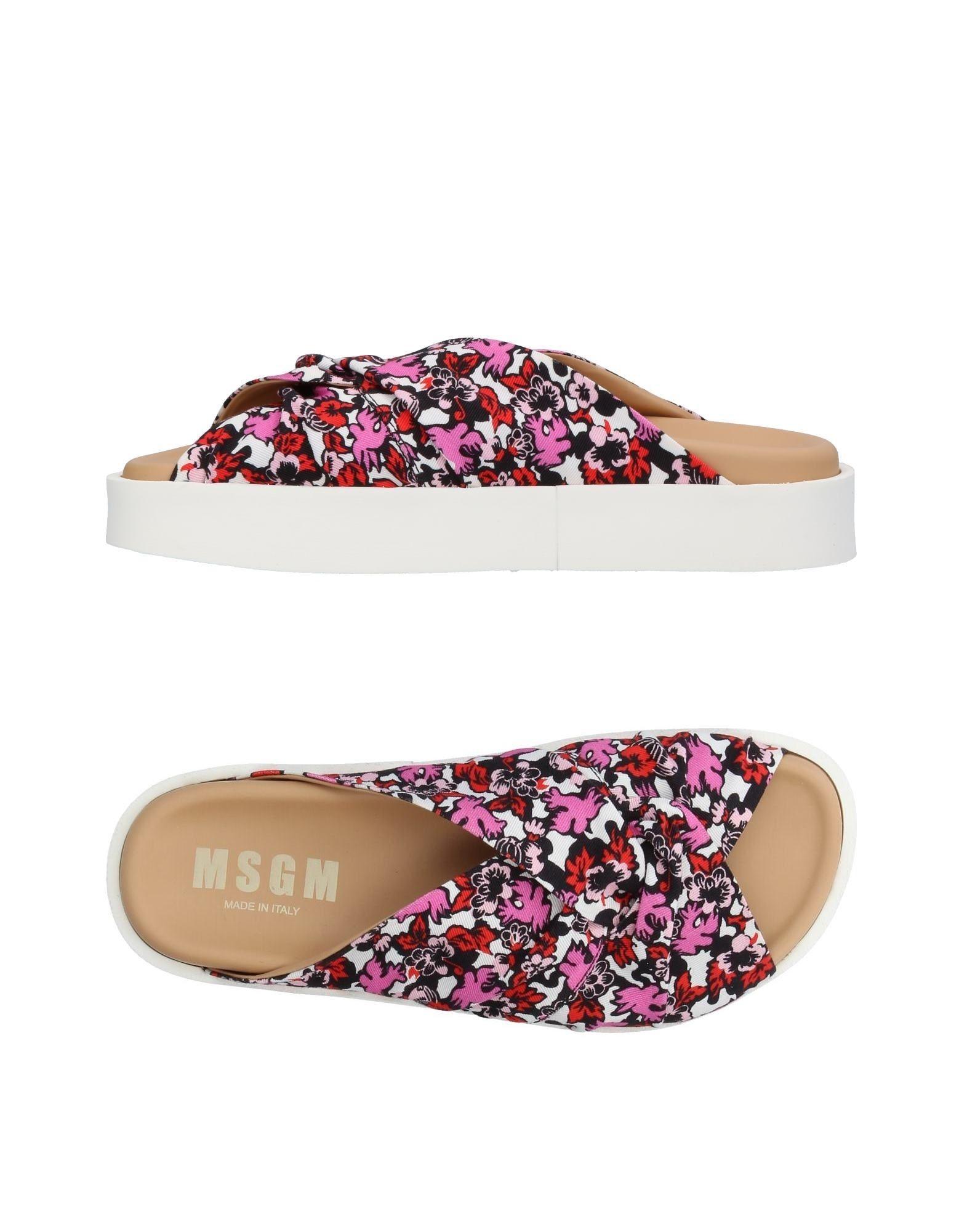 Msgm Sandalen Damen  11380733XB Gute Qualität beliebte Schuhe