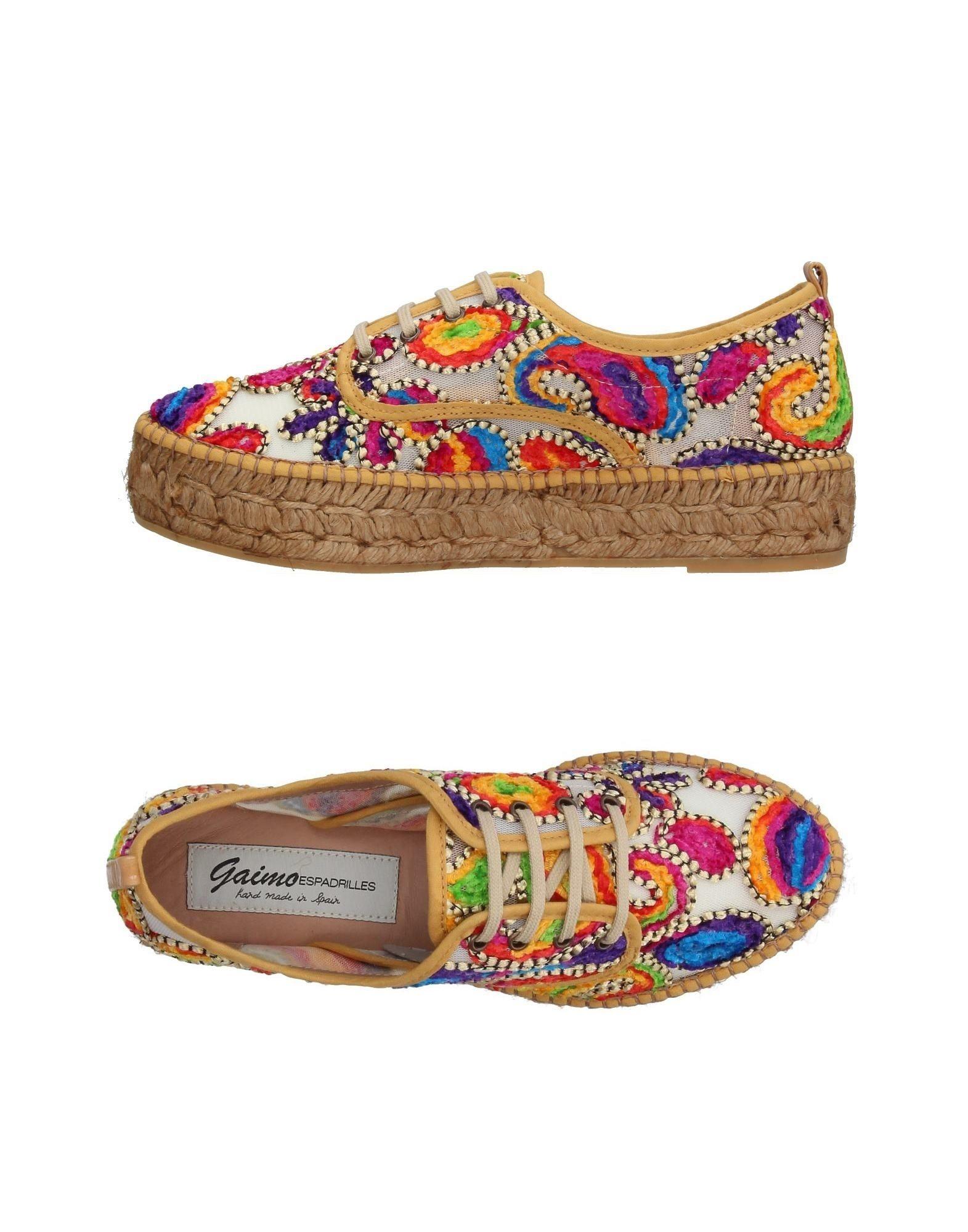 Haltbare Mode billige Schuhe Gaimo Espadrilles Damen  11380757IL Heiße Schuhe
