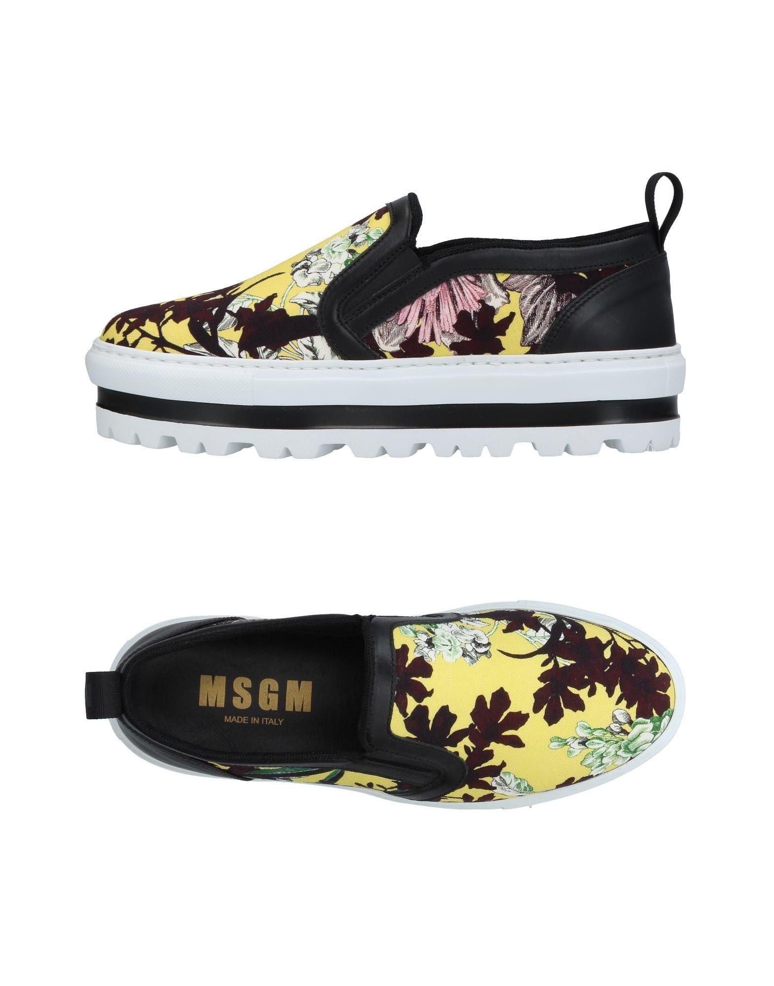 Gut um billige Schuhe zu tragenMsgm Sneakers Damen  11380813AB
