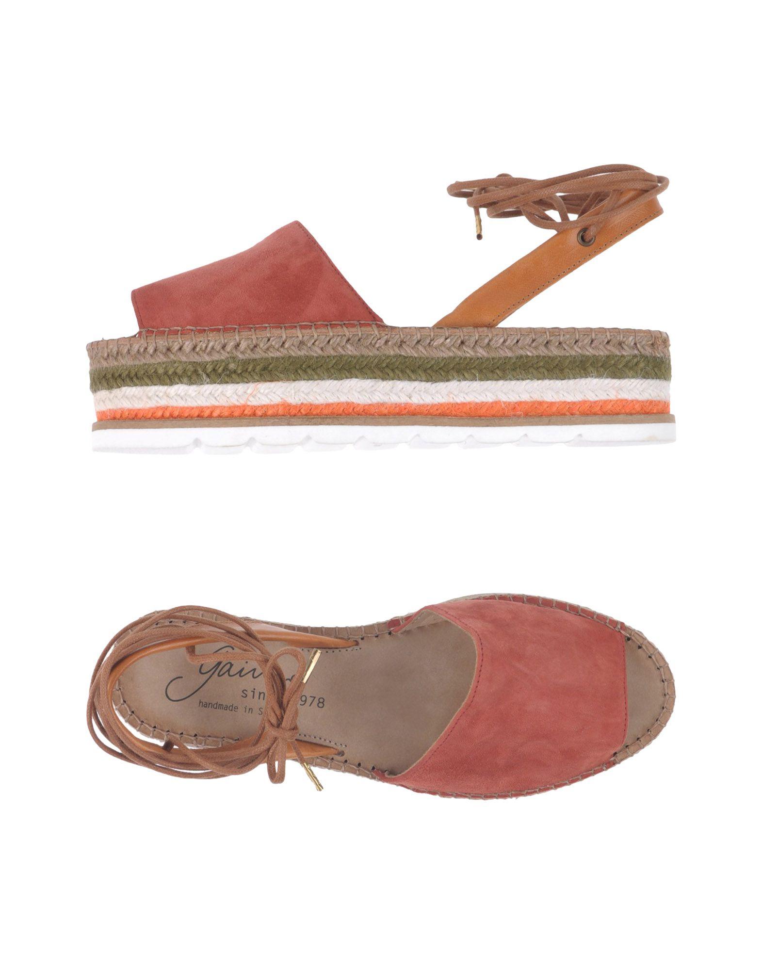 Gaimo Sandalen Damen  11380831VT Heiße Heiße 11380831VT Schuhe 2febdb