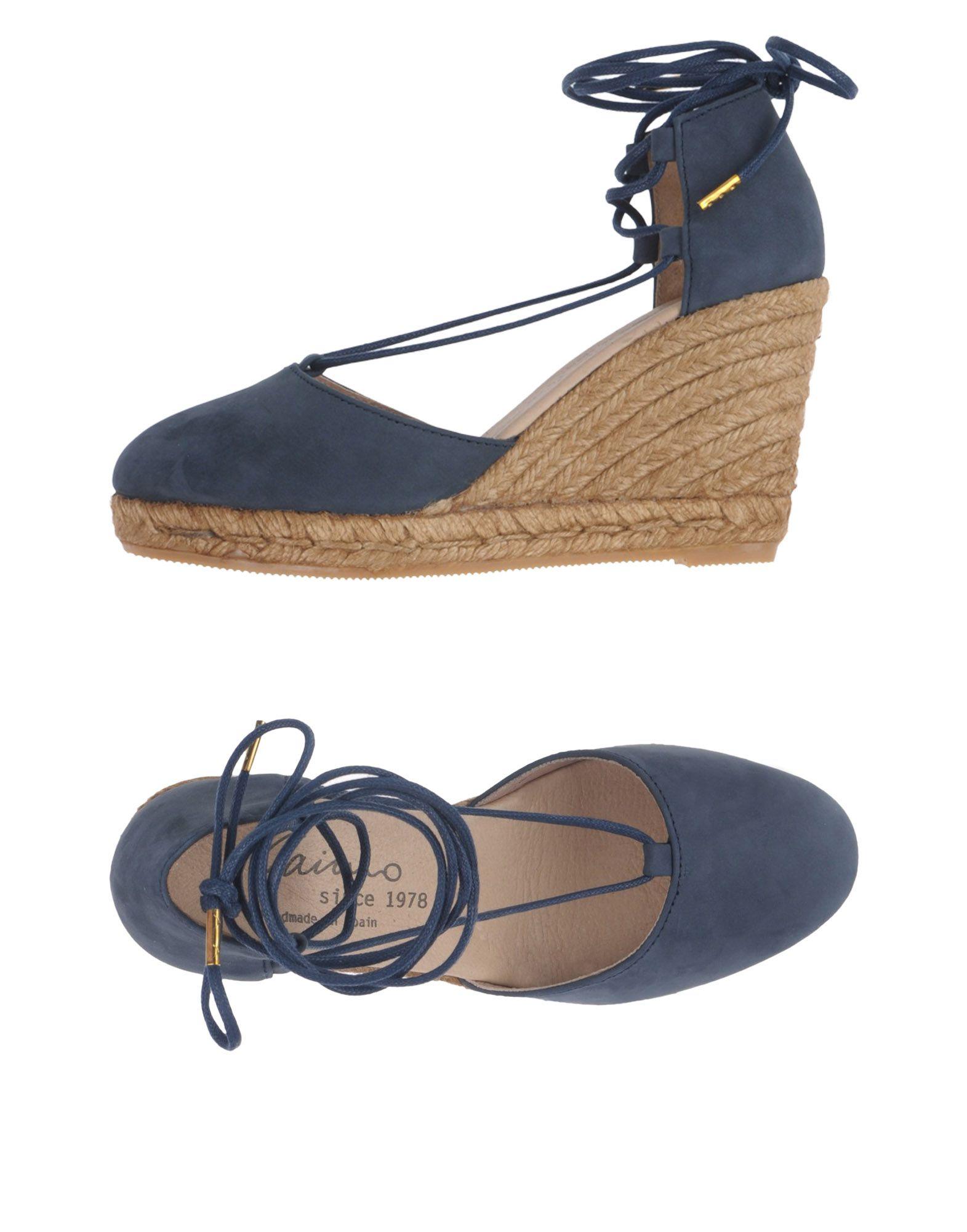 Gaimo Espadrilles Damen  11380834LO Gute Qualität beliebte Schuhe