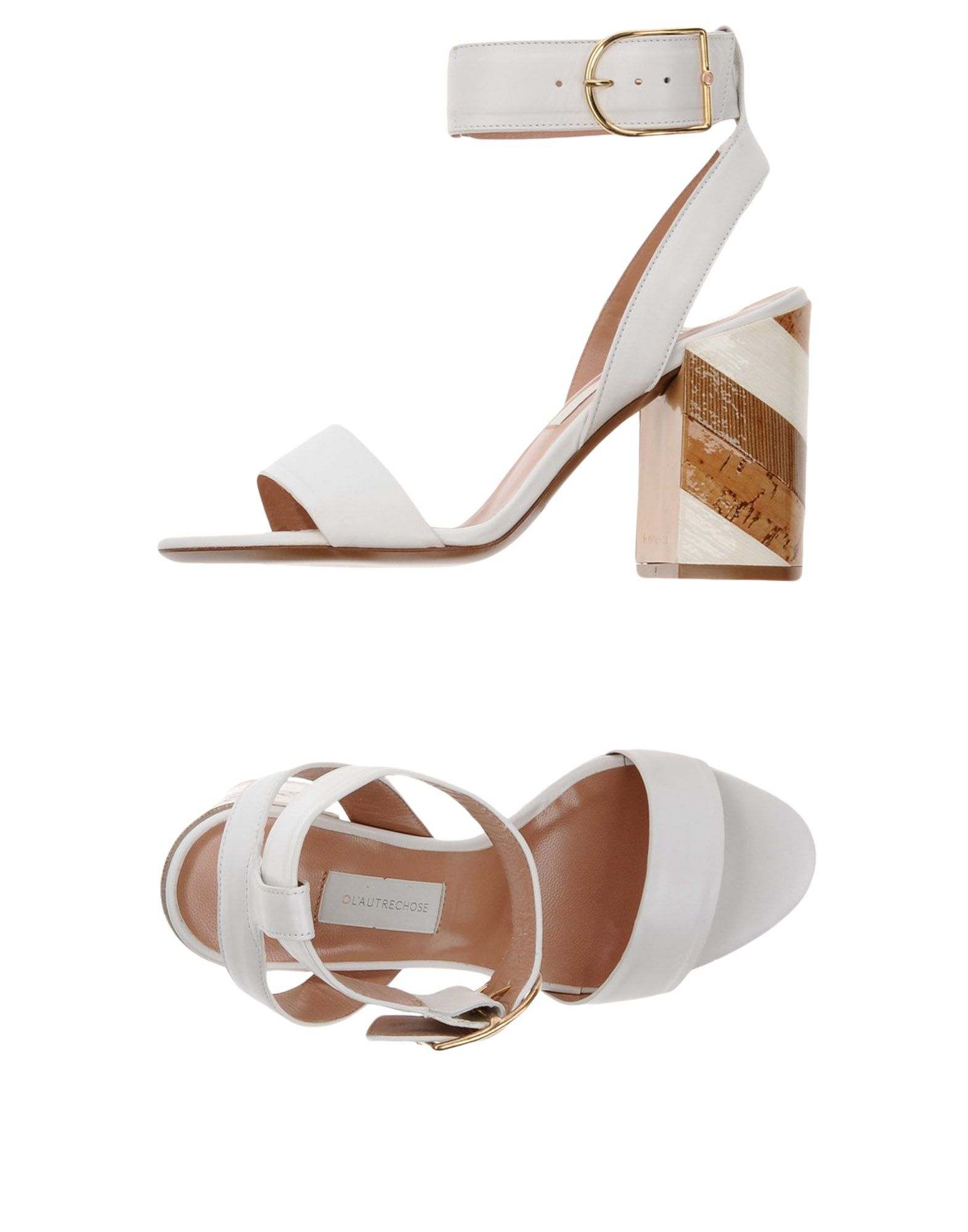 L' Autre Damen Chose Sandalen Damen Autre  11380855JJ Neue Schuhe 71e768