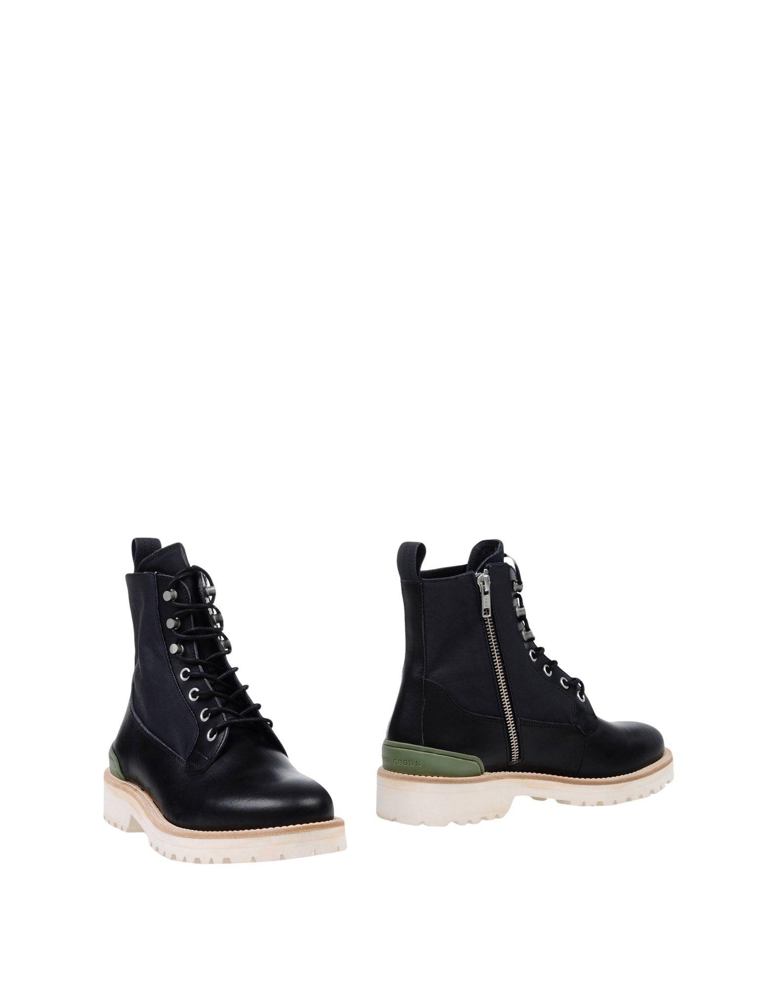 Stivaletti Leather Crown Donna - Acquista online su