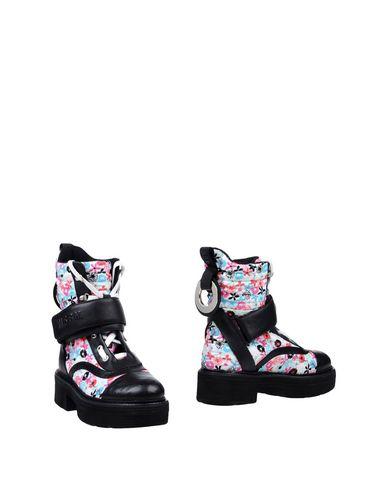 FOOTWEAR - Boots on YOOX.COM Msgm qbZng7Ti