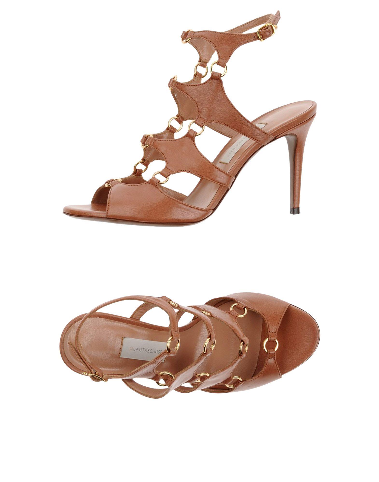 L' Autre 11380874MGGut Chose Sandalen Damen  11380874MGGut Autre aussehende strapazierfähige Schuhe 1c8df1