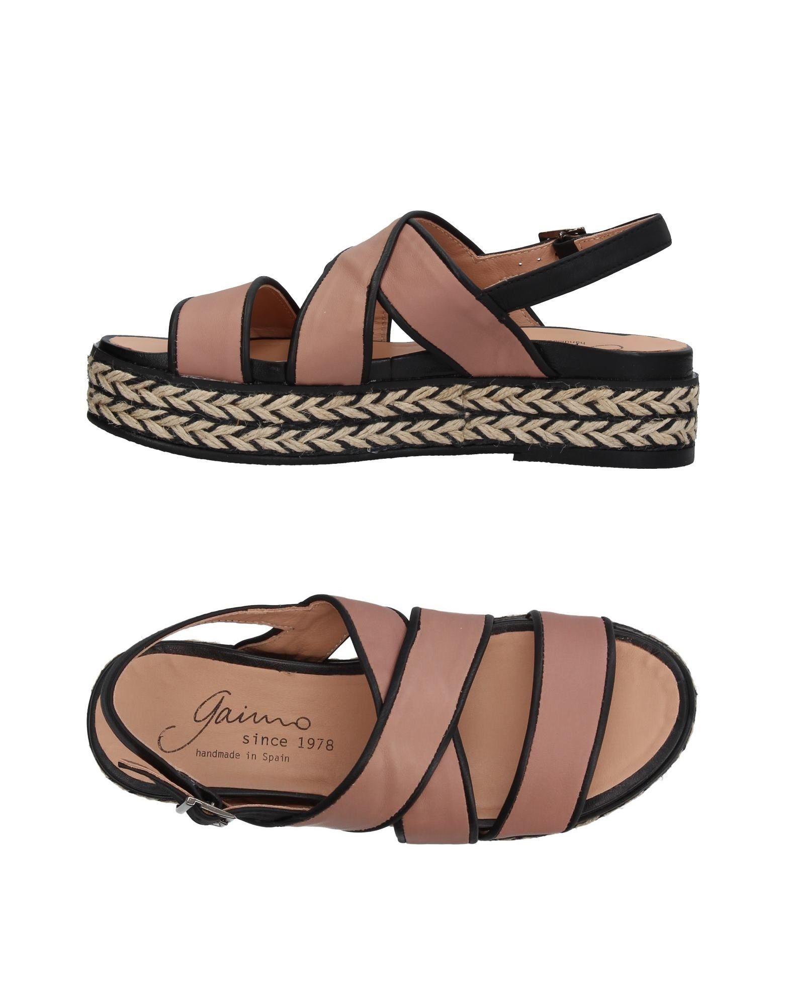 Gaimo Sandalen Damen  11380881DQ Gute Qualität beliebte Schuhe