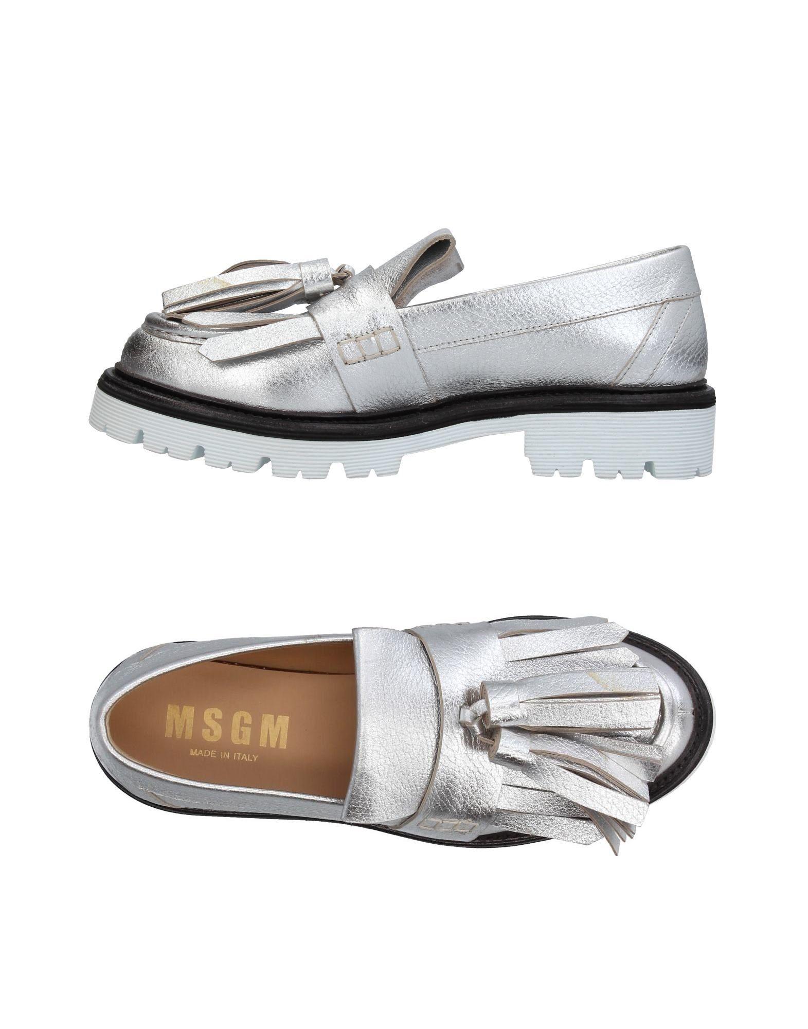 Moda Mocassino Msgm Donna - 11380894CF