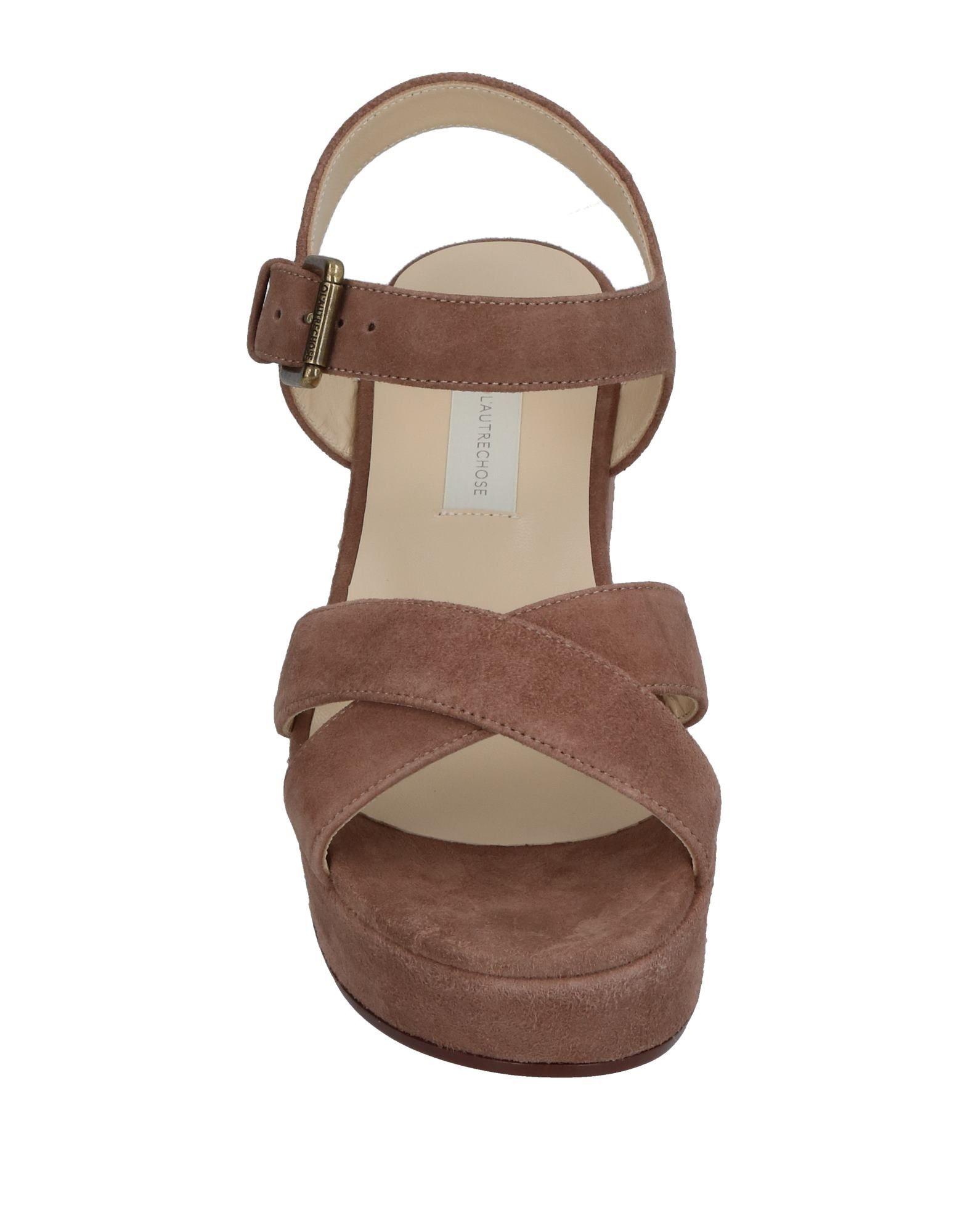 Stilvolle billige Schuhe L' Autre Chose Sandalen Sandalen Sandalen Damen  11380897JA 13e0cf