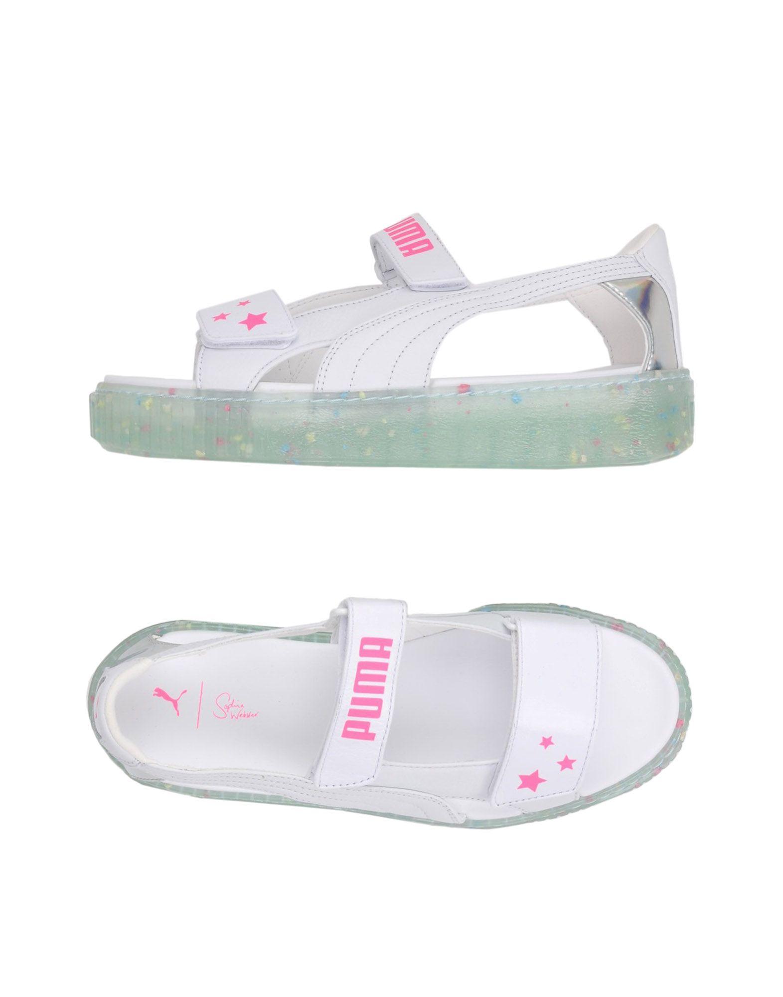 2629a40cf454 Puma X Sophia Webster Sw Platform Sandal Splatter - Sandals - Women ...