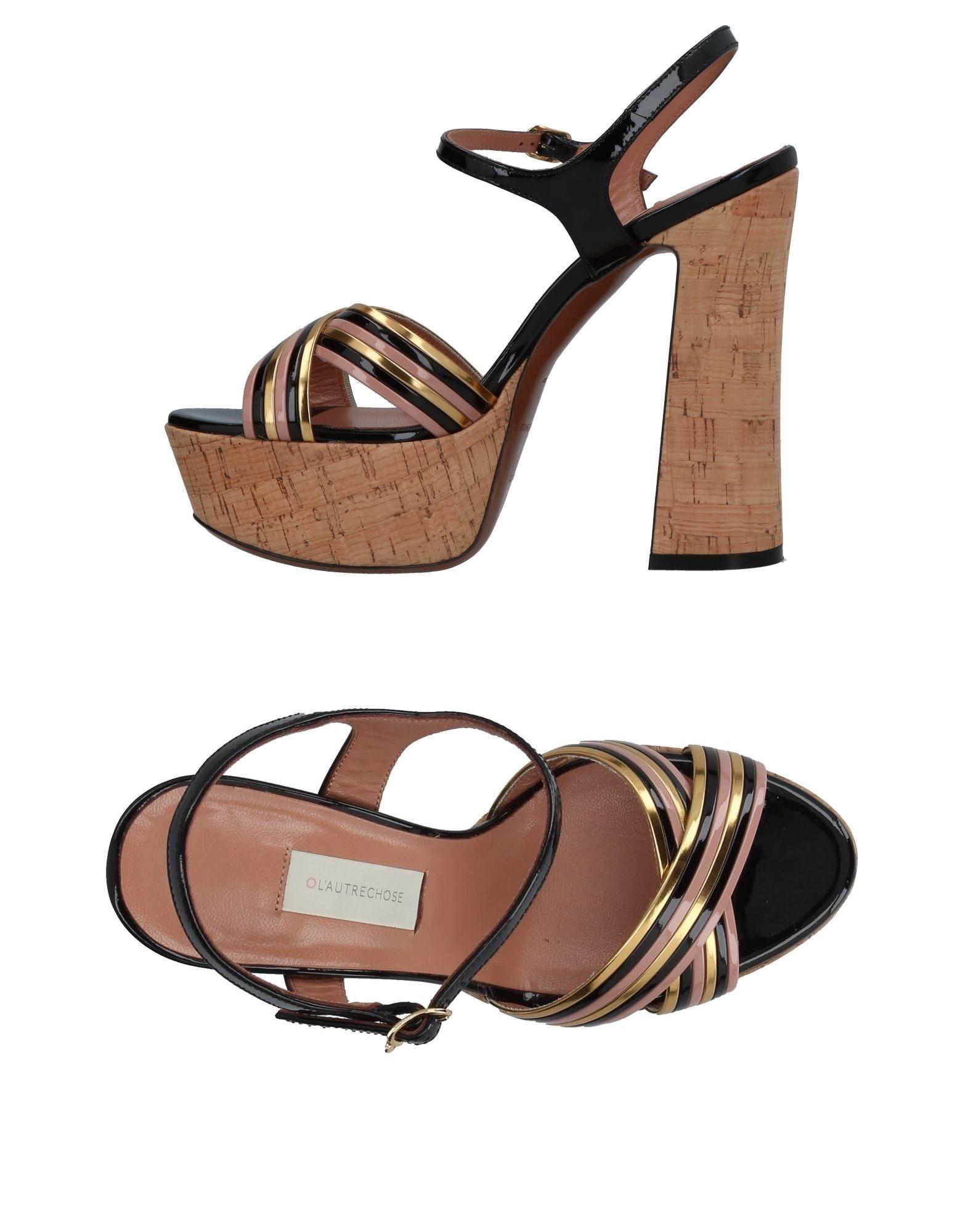 L' Autre Chose Sandalen Qualität Damen  11380904UR Gute Qualität Sandalen beliebte Schuhe b8db7e