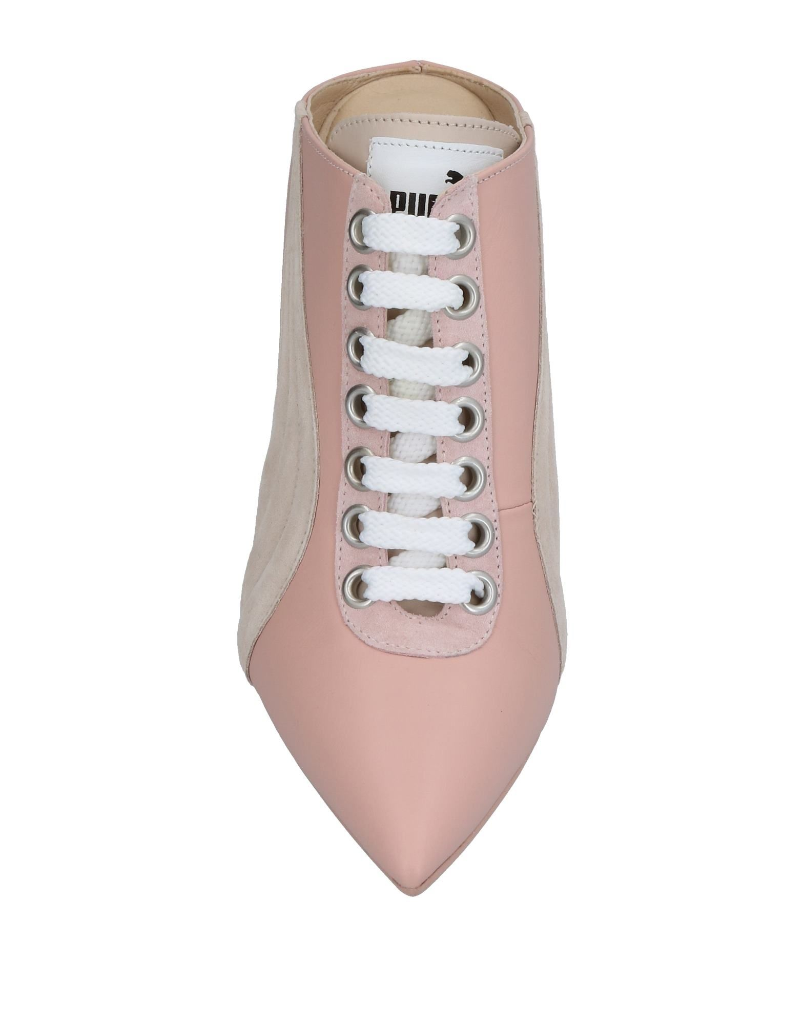 Haltbare Mode billige Schuhe Puma Pantoletten Damen  11380935CE Heiße Schuhe