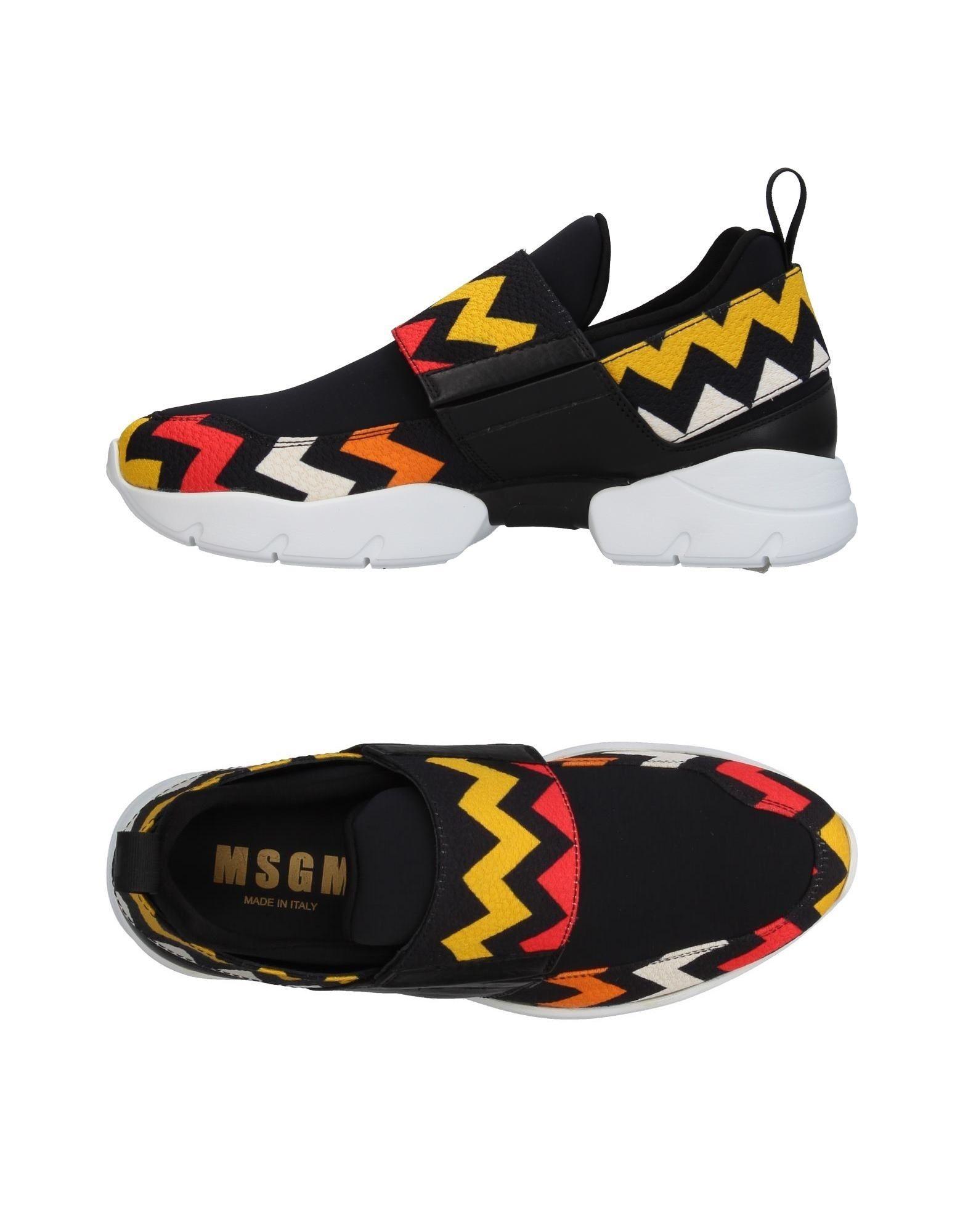 Moda Moda Moda Sneakers Msgm Donna - 11380937JN b0f8f4