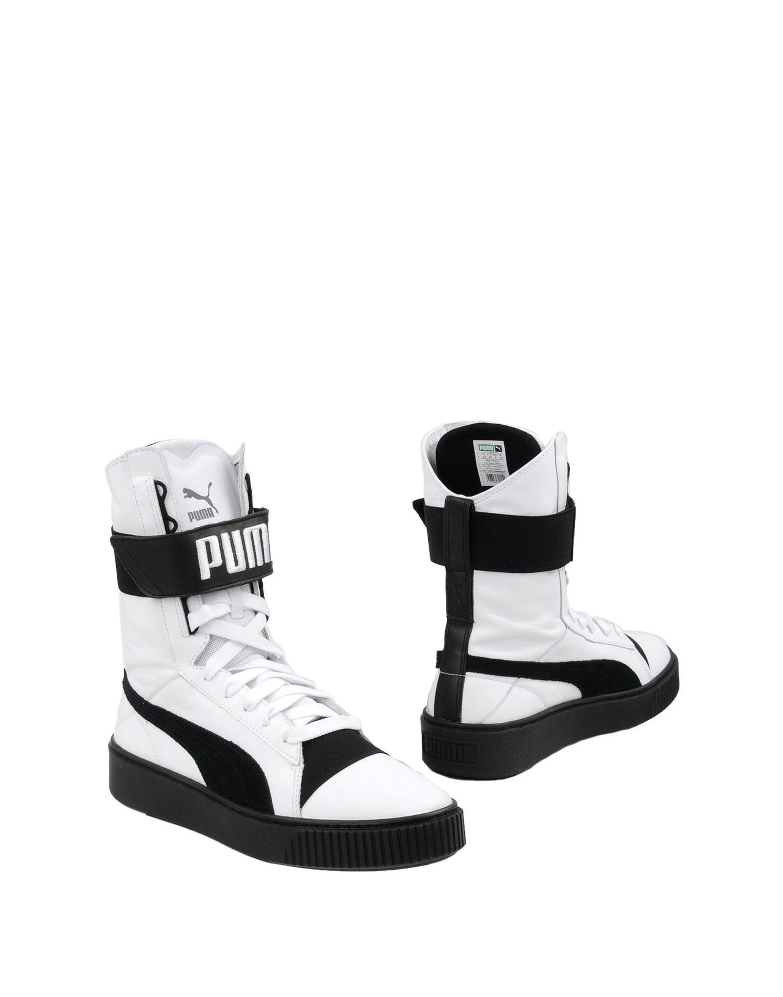 scarpe puma a stivaletto