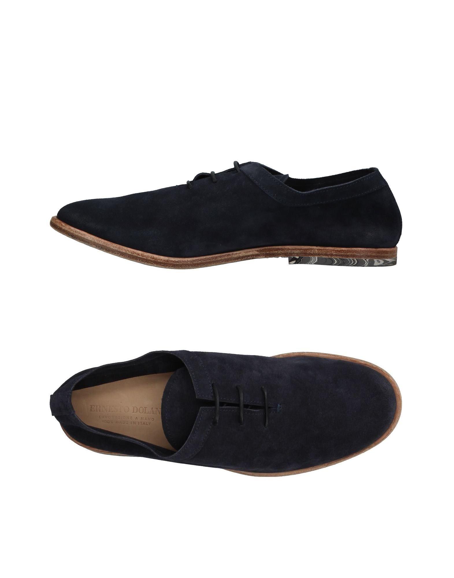 Rabatt echte Schuhe Ernesto Dolani Schnürschuhe Herren  11380943NA
