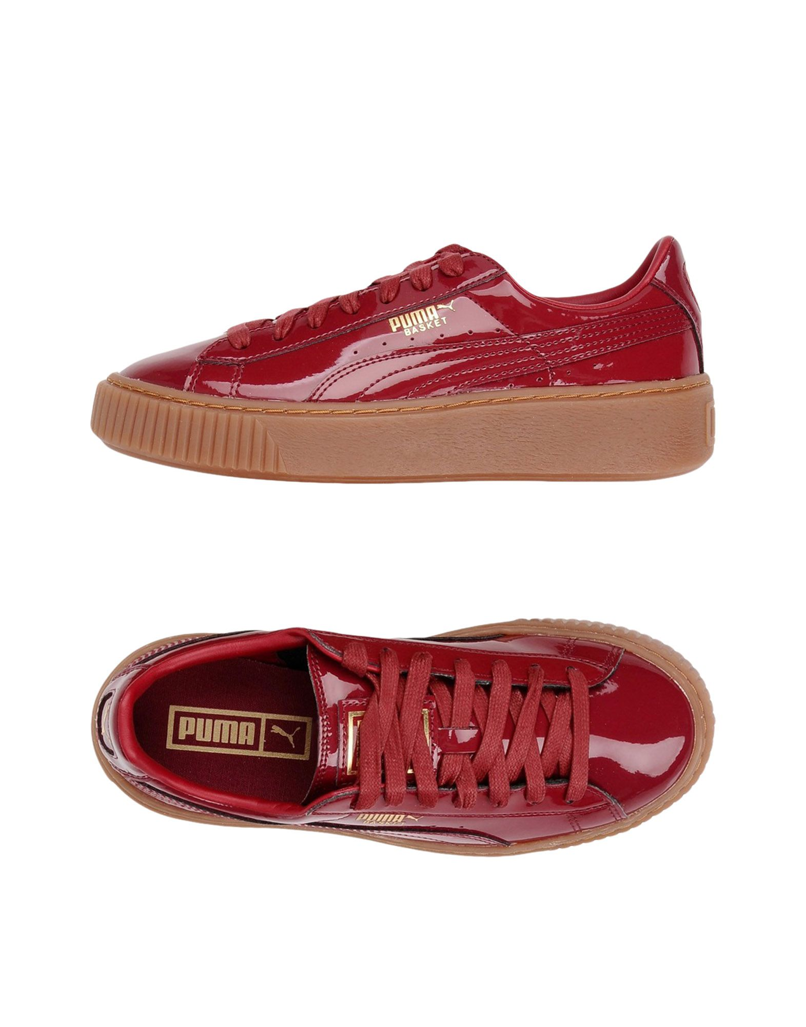 Sneakers Puma Basket Platform Patent Wn's - Donna - 11380974GE