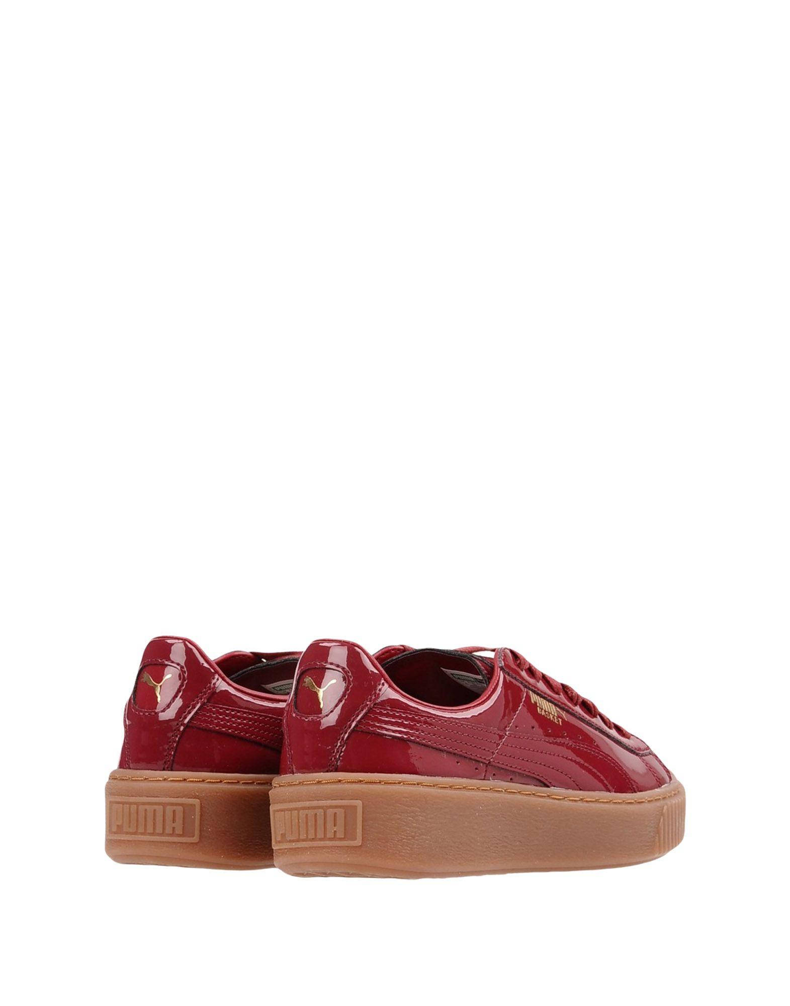 Puma Basket Platform Patent Wn's - Sneakers - Women Puma Canada Sneakers online on  Canada Puma - 11380974GE ba44e3