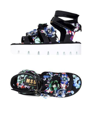 Vente Frais Discount Meilleur Gros Rabais Msgm Talon Floral Unique Sandale (femmes) Vente Chaude Sortie 100% D'origine Prix Pas Cher OJWzUr