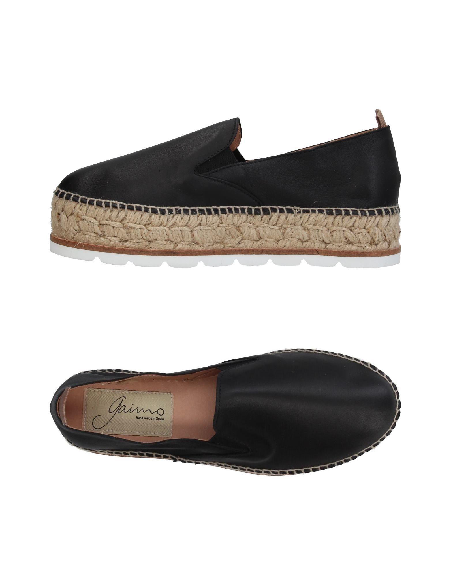 Gaimo Espadrilles Damen  Schuhe 11381003OT Gute Qualität beliebte Schuhe  cf8c52