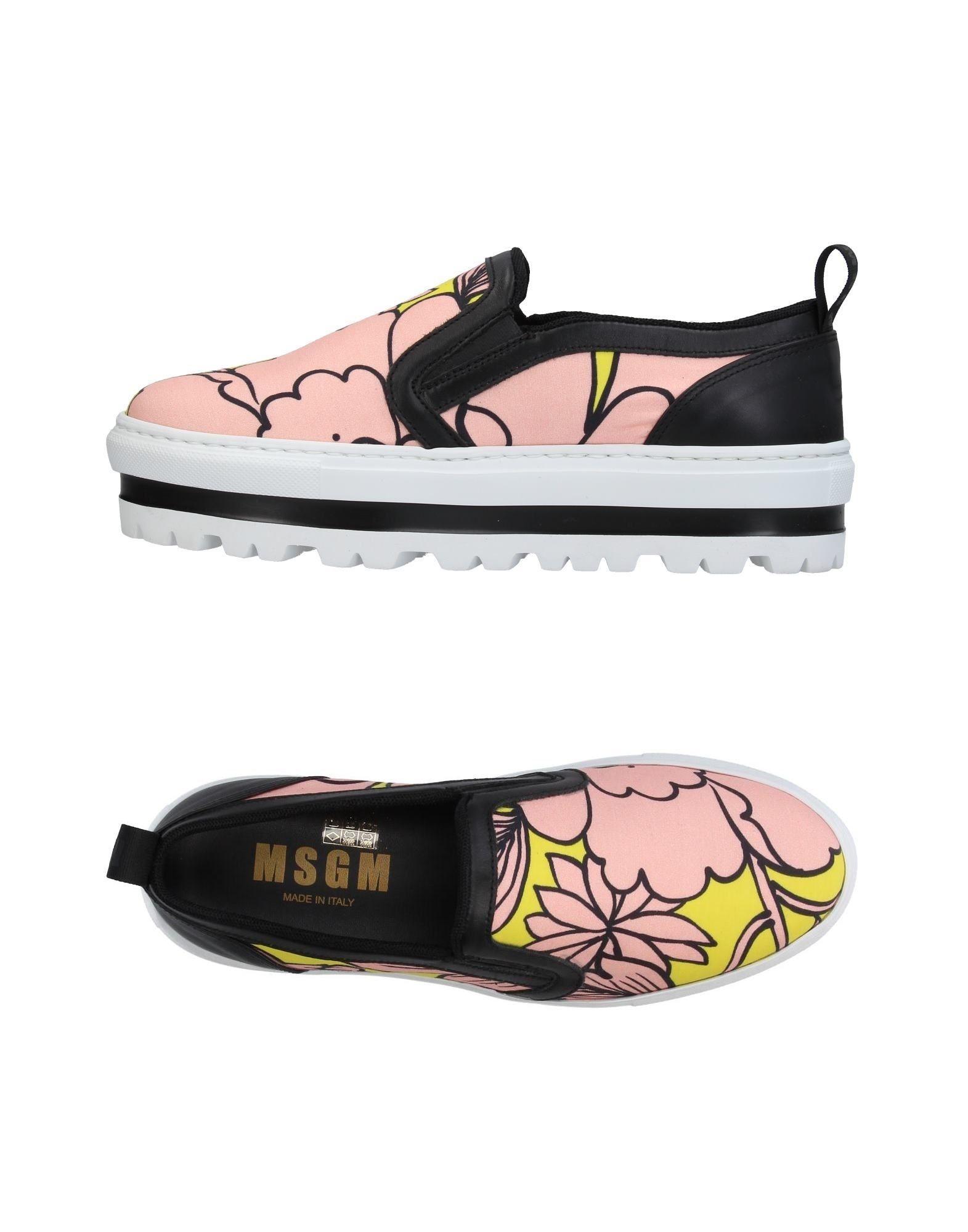 A buon mercato Sneakers Msgm Donna - 11381008BB
