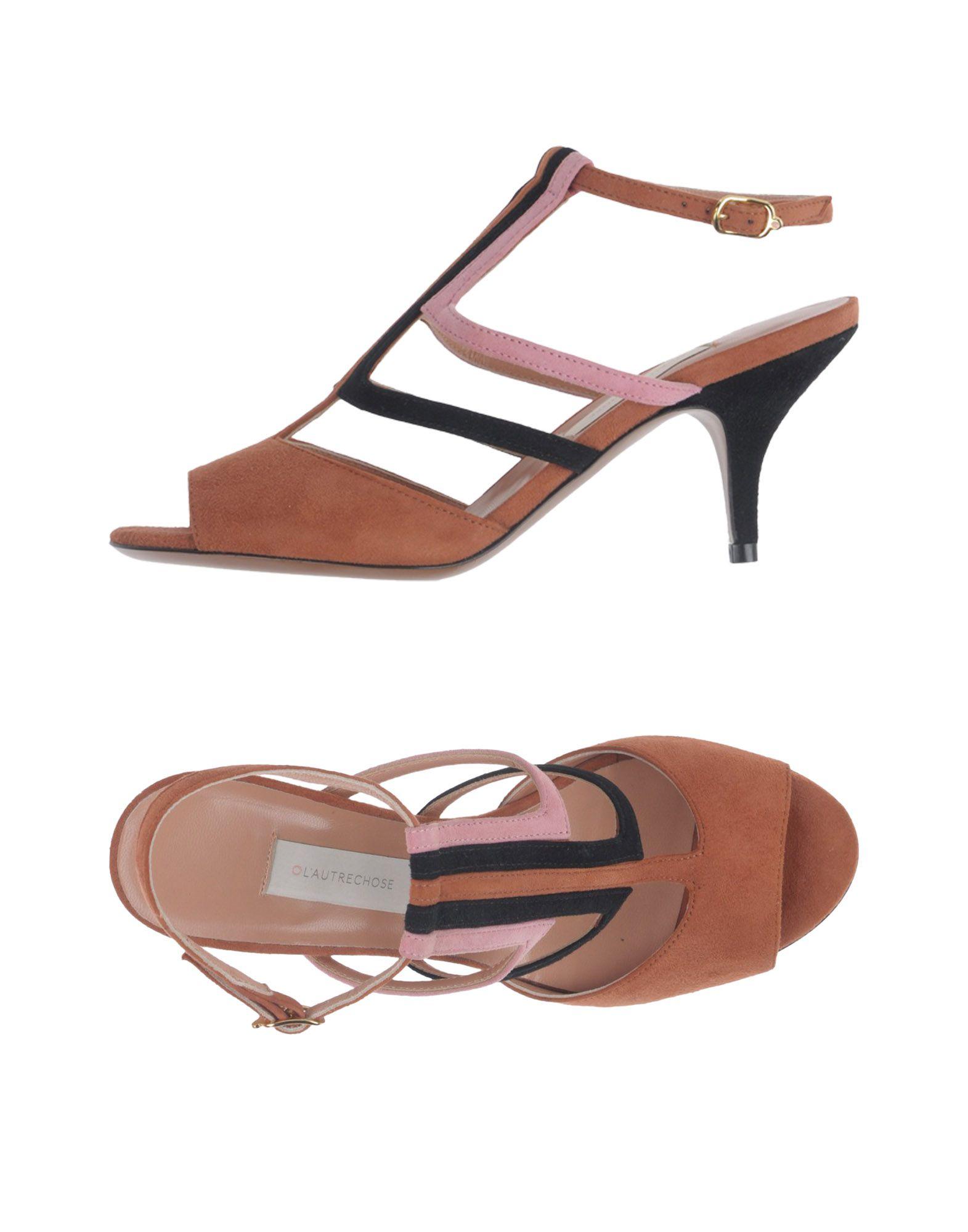 Gut um billige Schuhe zu tragenL' Autre Chose Sandalen Damen  11381013MS