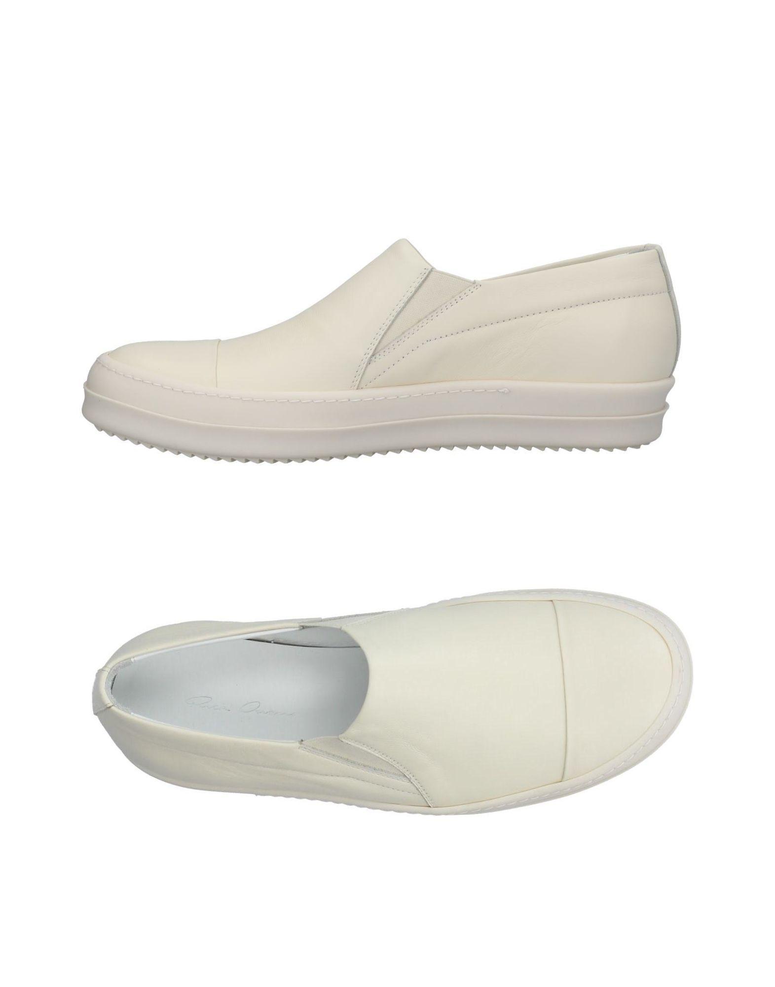 Rick Owens Herren Sneakers Herren Owens  11381014FG Neue Schuhe 2e6905