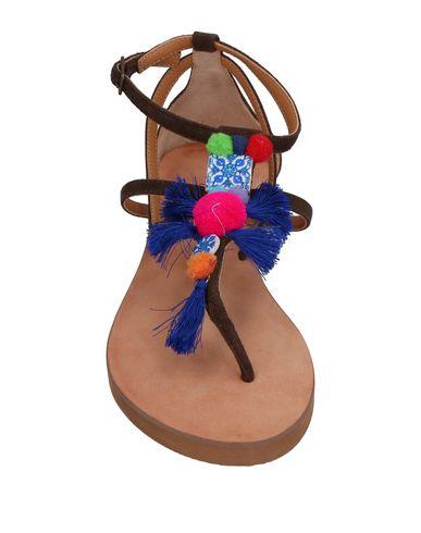 Blue Coral Sandaler med kredittkort utløp nye stiler salg lav pris PzhiccDFD