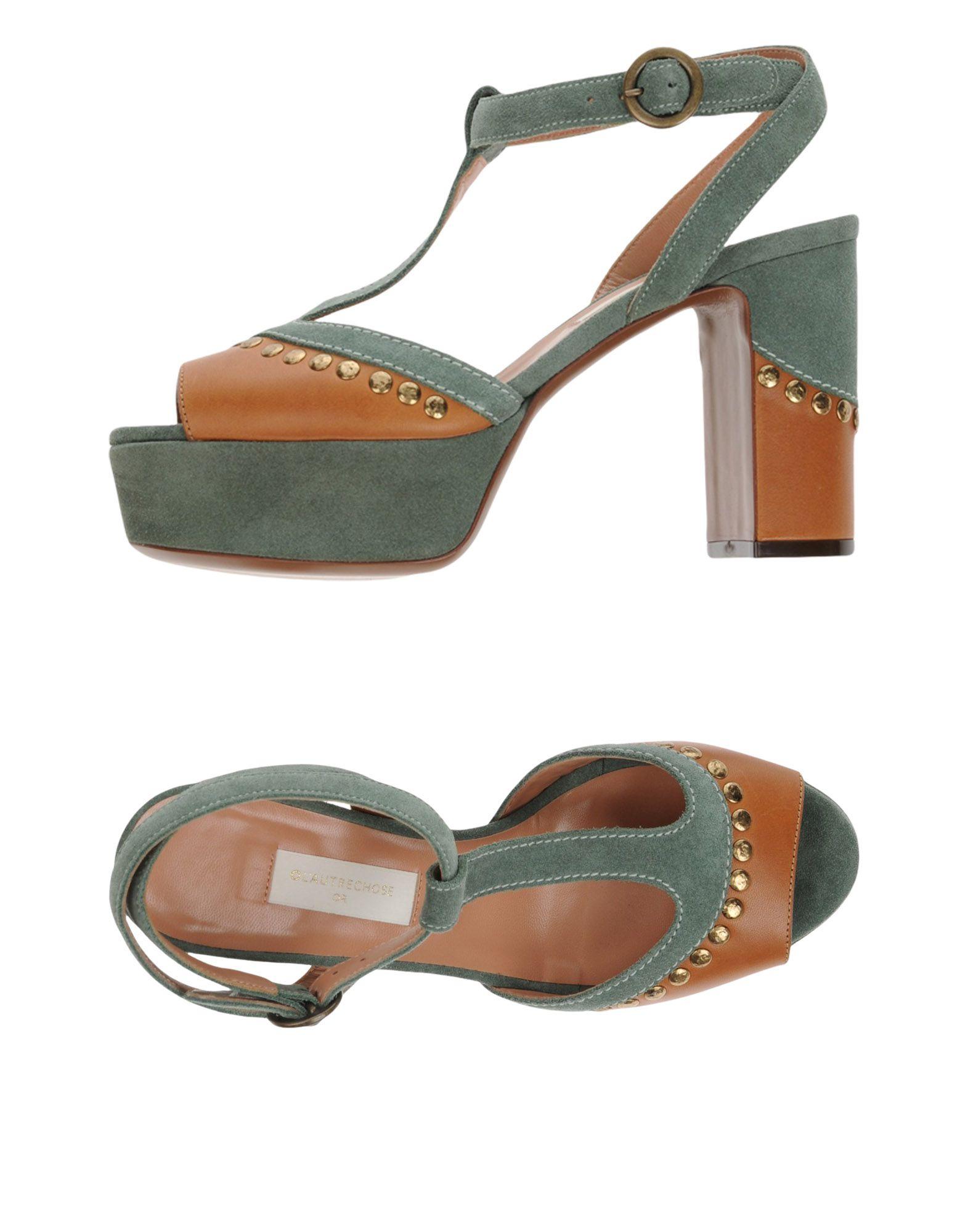 L' Autre Chose Sandalen Damen  11381043EN Gute Qualität beliebte Schuhe