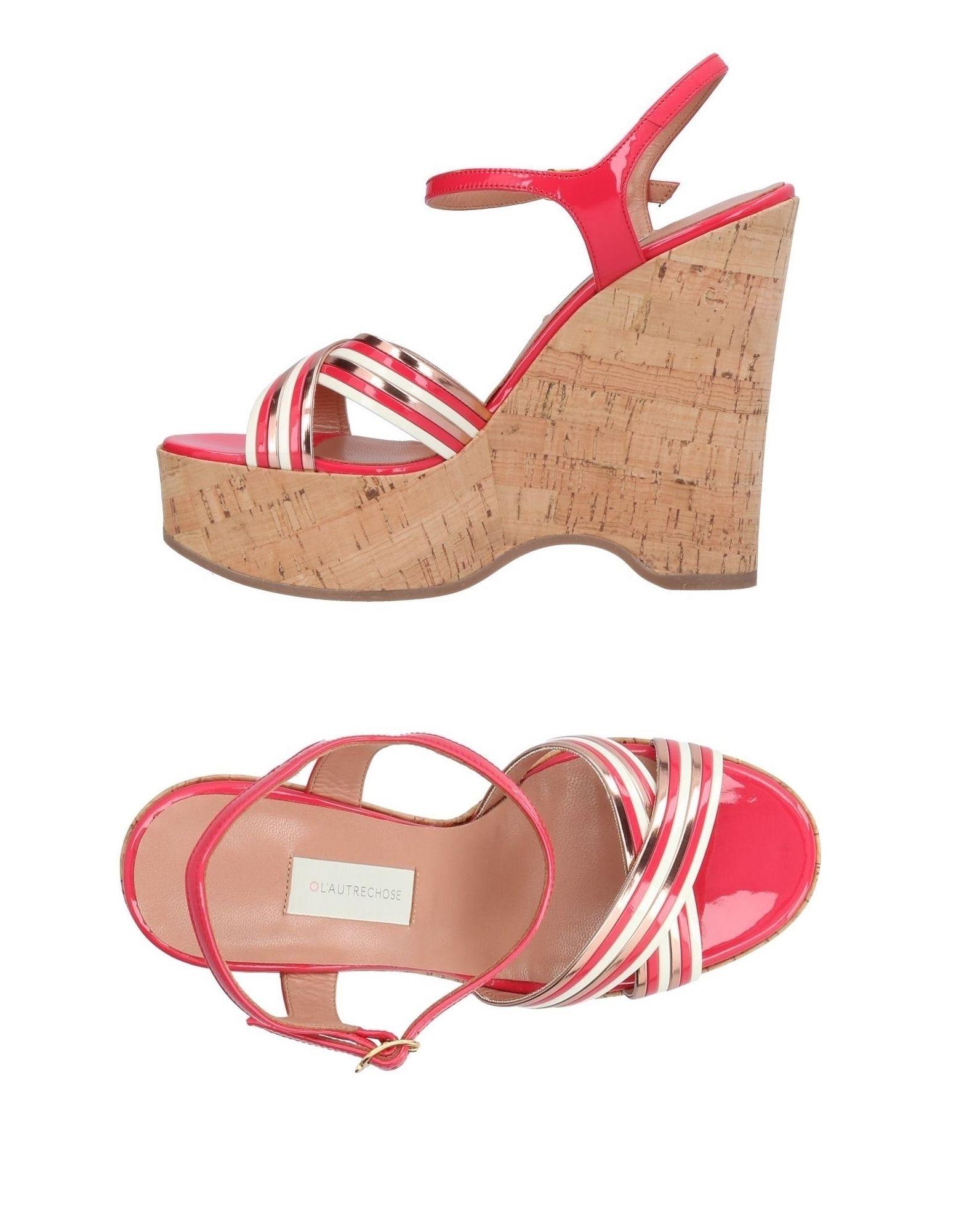 L' Autre Chose Sandalen Damen  11381111AV Gute Qualität beliebte Schuhe