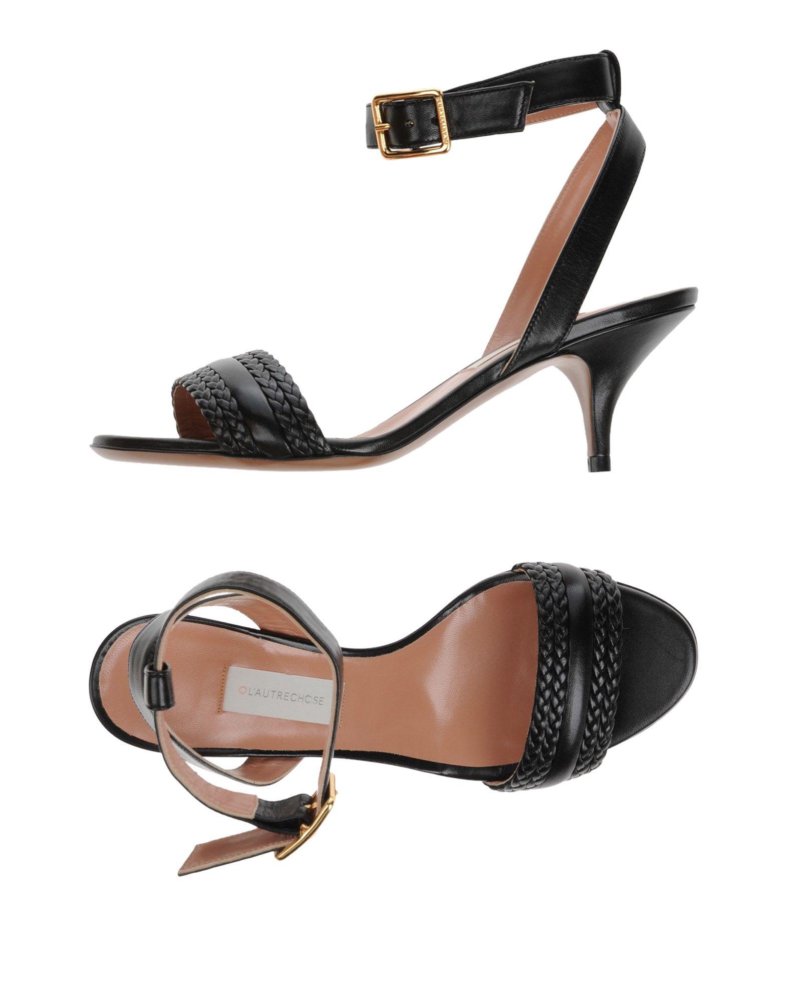 L' Autre Chose Sandalen Damen    11381126MU Neue Schuhe 112489