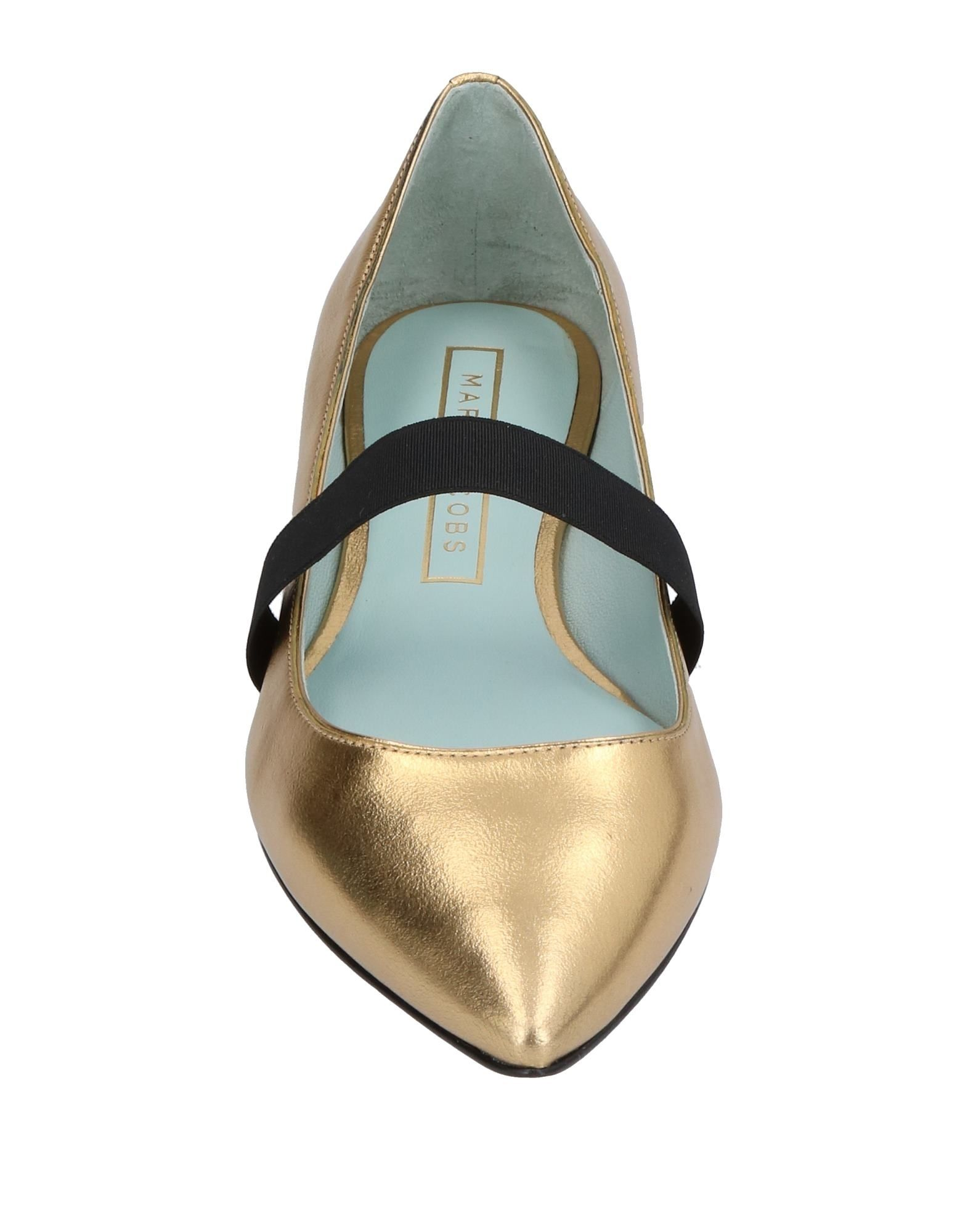 Stilvolle Jacobs billige Schuhe Marc Jacobs Stilvolle Ballerinas Damen  11381133AQ 85c676