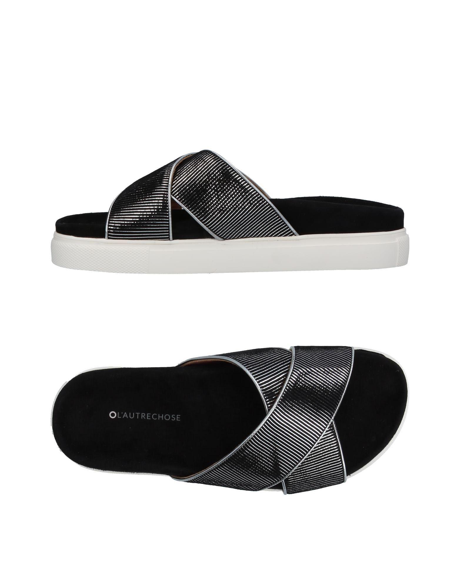 L' Autre Chose Sandalen Damen  11381228JP Gute Qualität beliebte Schuhe