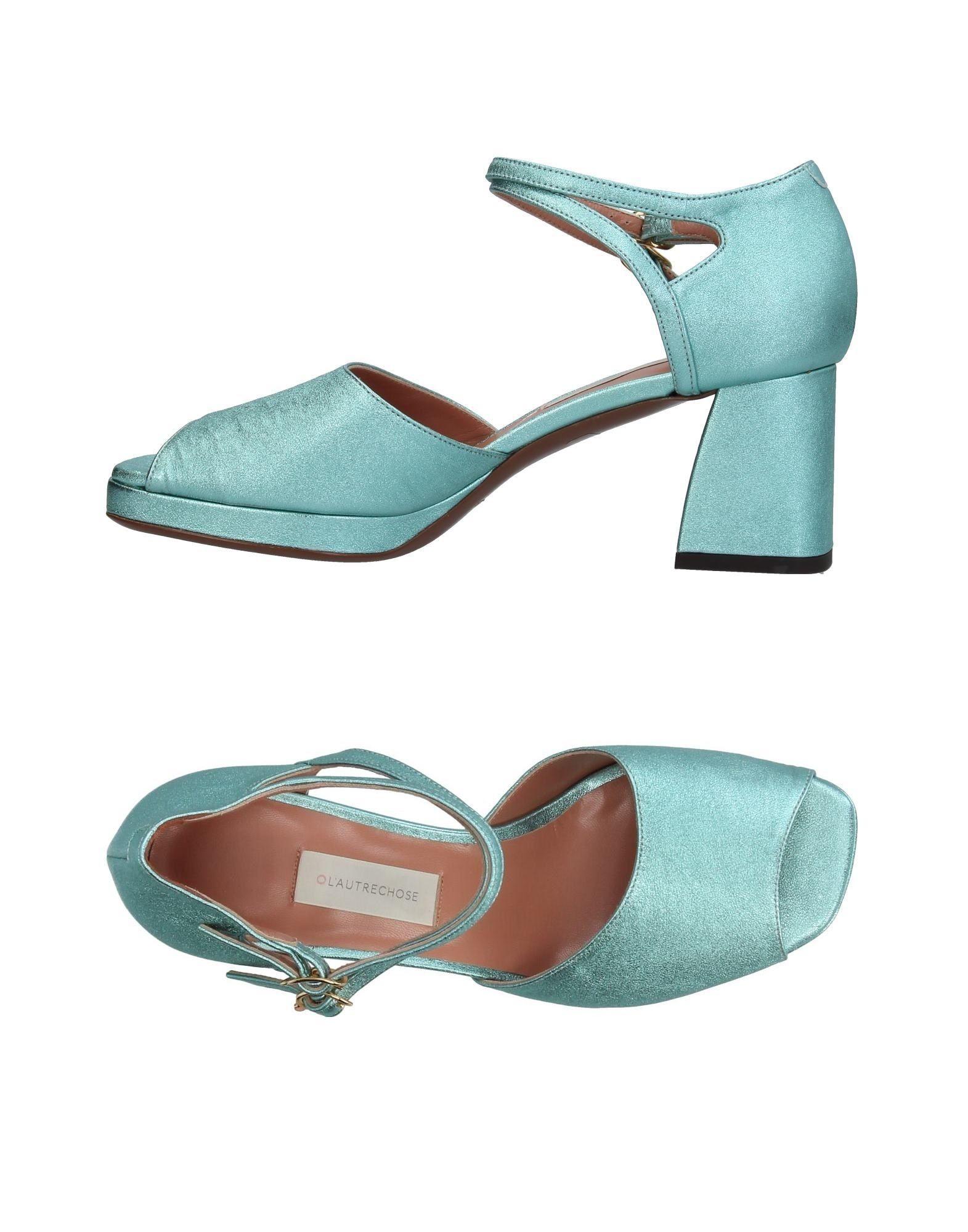 L' Autre Chose Sandalen Damen  11381260QL Gute Qualität beliebte Schuhe