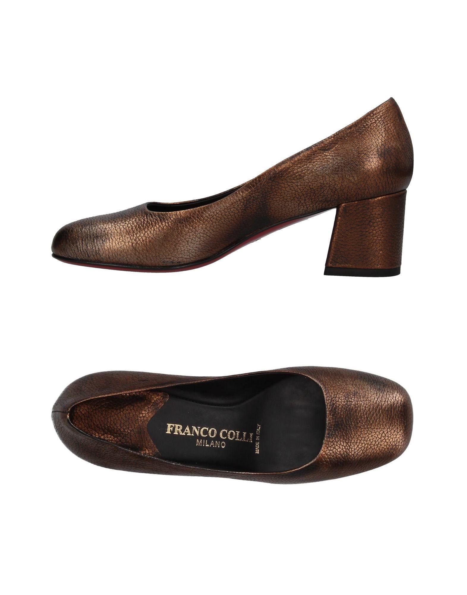 Franco Colli Pumps Damen  11381361GW Gute Qualität beliebte Schuhe