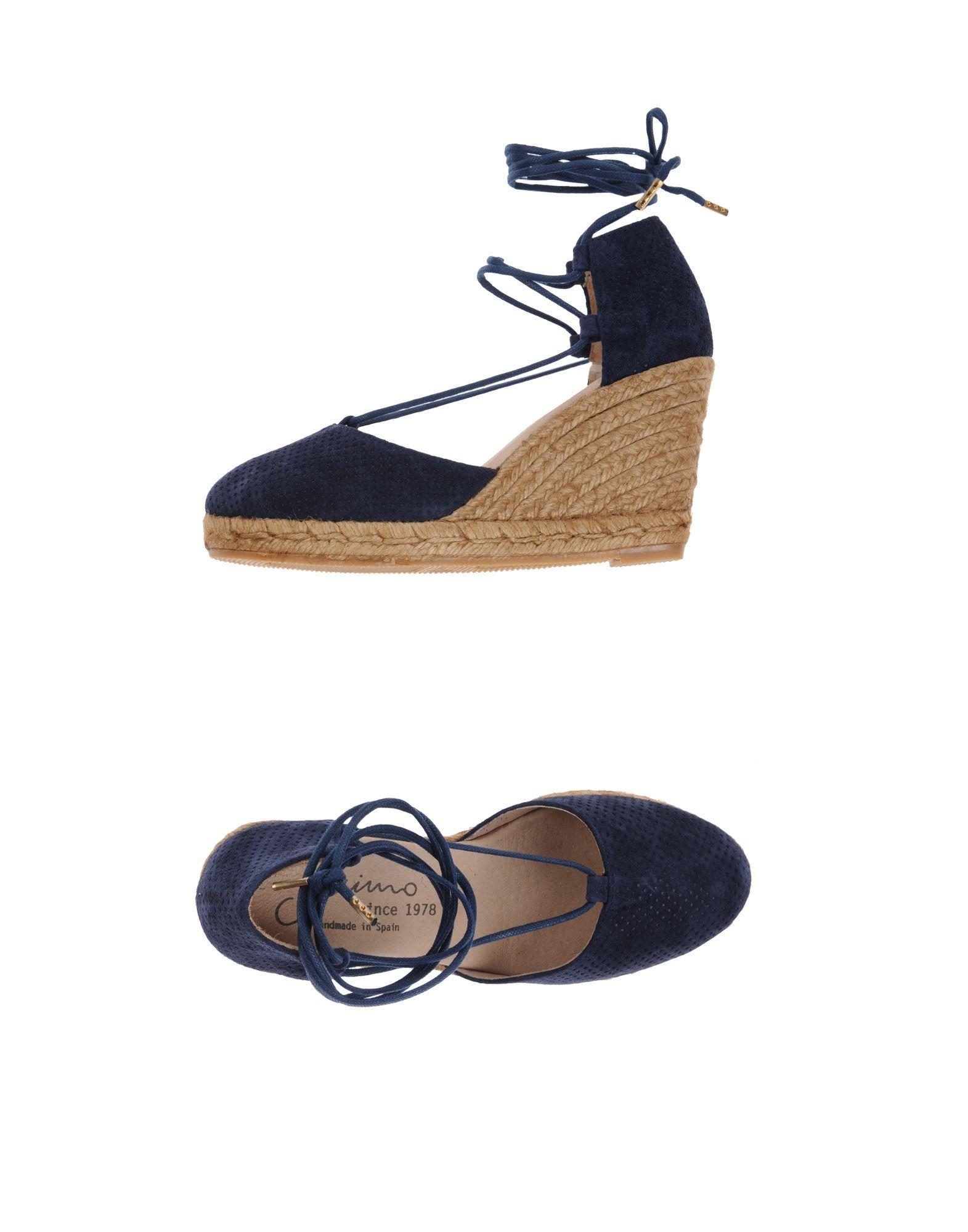 Gaimo Espadrilles Damen  11381372LD Gute Qualität beliebte Schuhe