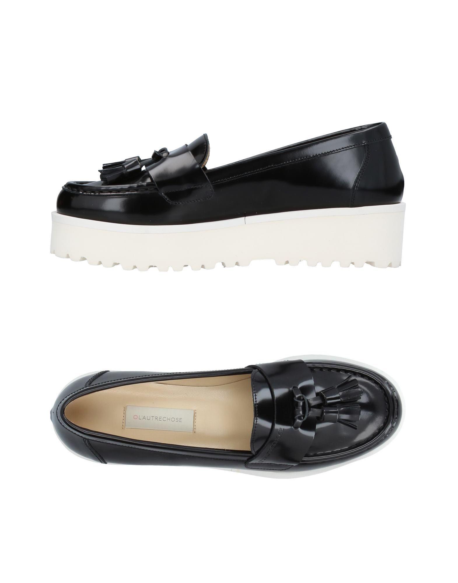 L' Autre Chose Loafers - Women L' Autre  Chose Loafers online on  Autre Australia - 11381389TP a0dbc6