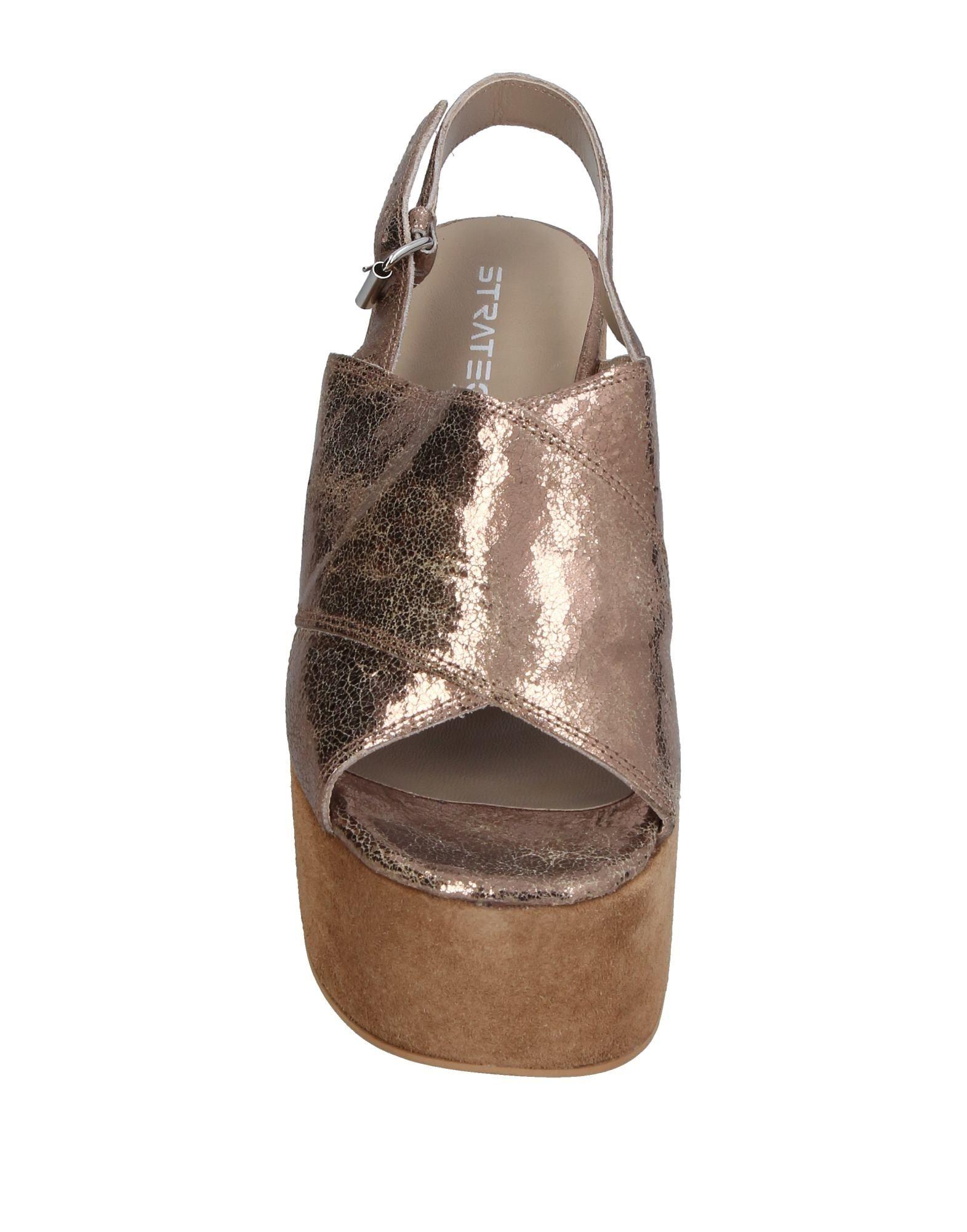 Stilvolle billige Schuhe Strategia Strategia Schuhe Sandalen Damen  11381415PD b50b7f