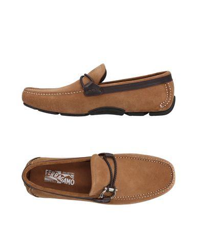 Zapatos con descuento Mocasín Salvatore Ferragamo Hombre - Mocasines Salvatore Ferragamo - 11381441AH Camel