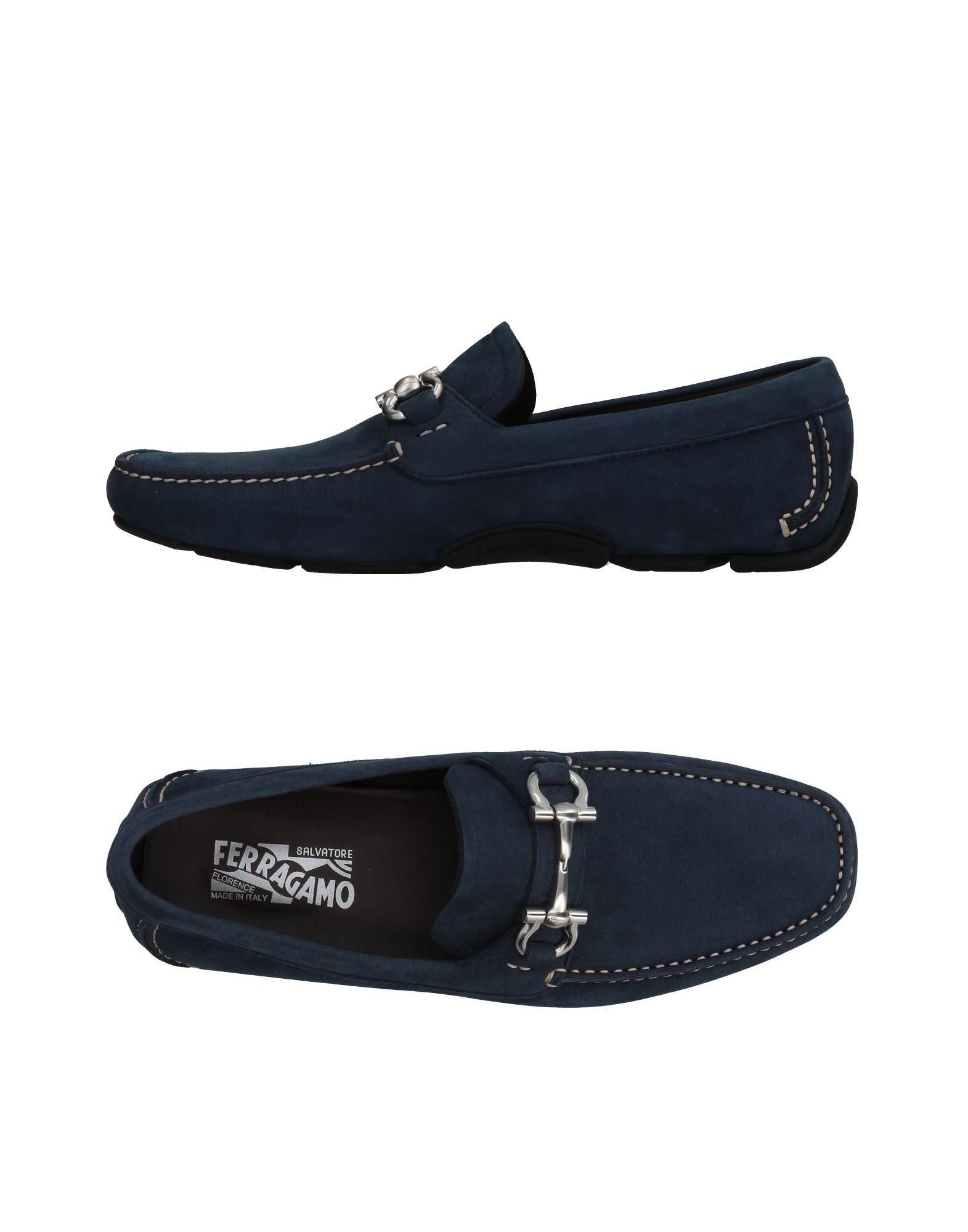 Salvatore Ferragamo Mokassins Herren  11381447IC Gute Qualität beliebte Schuhe